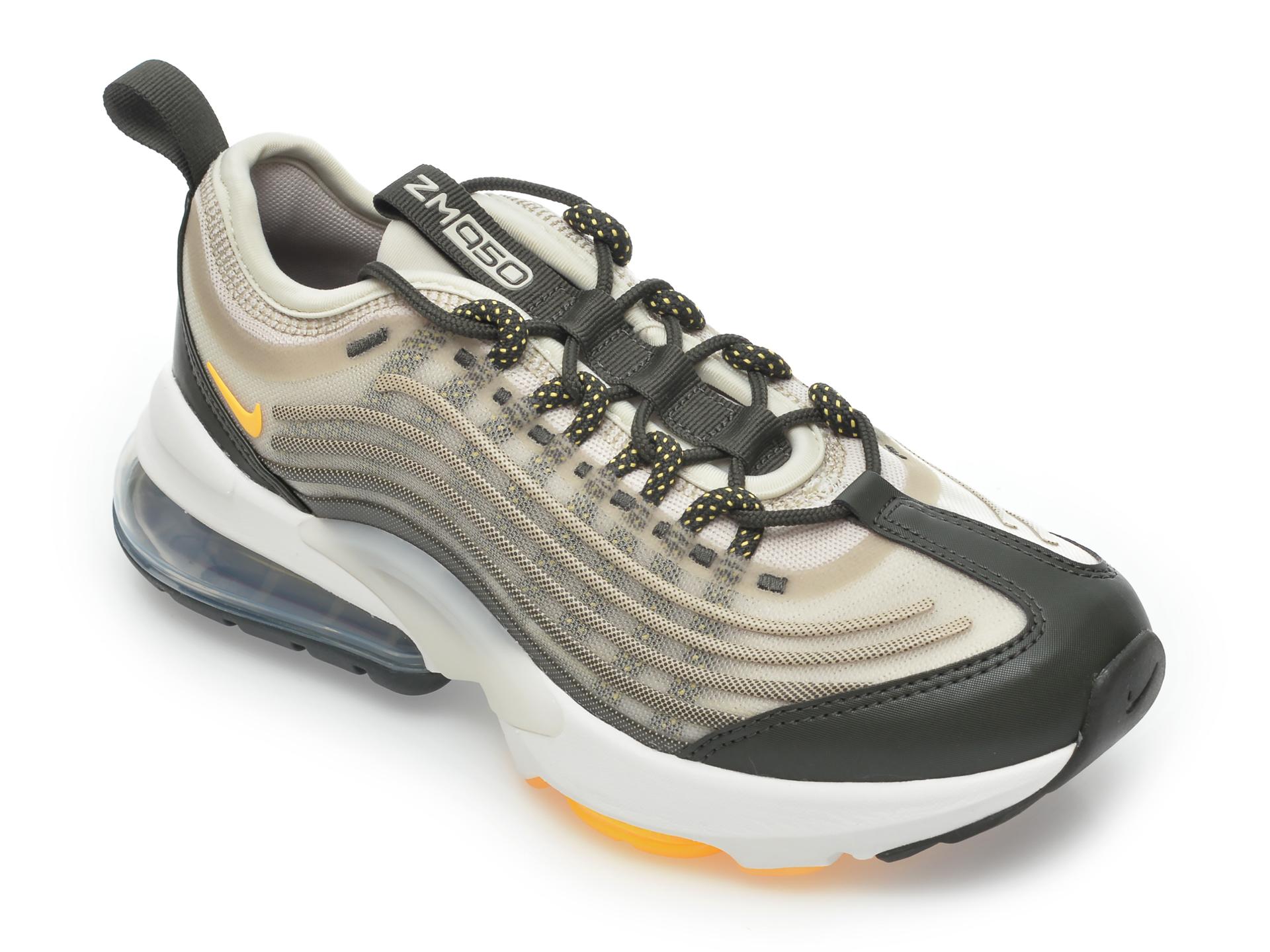Pantofi sport NIKE bej, Nike Air Max Zm950 (Gs), din material textil imagine otter.ro