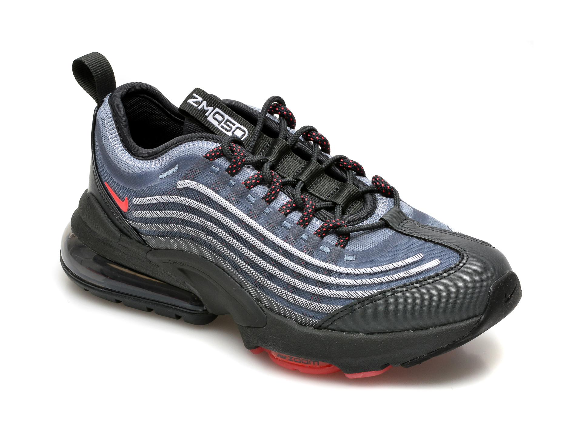 Pantofi sport NIKE gri, NIKE AIR MAX ZM950 (GS), din material textil