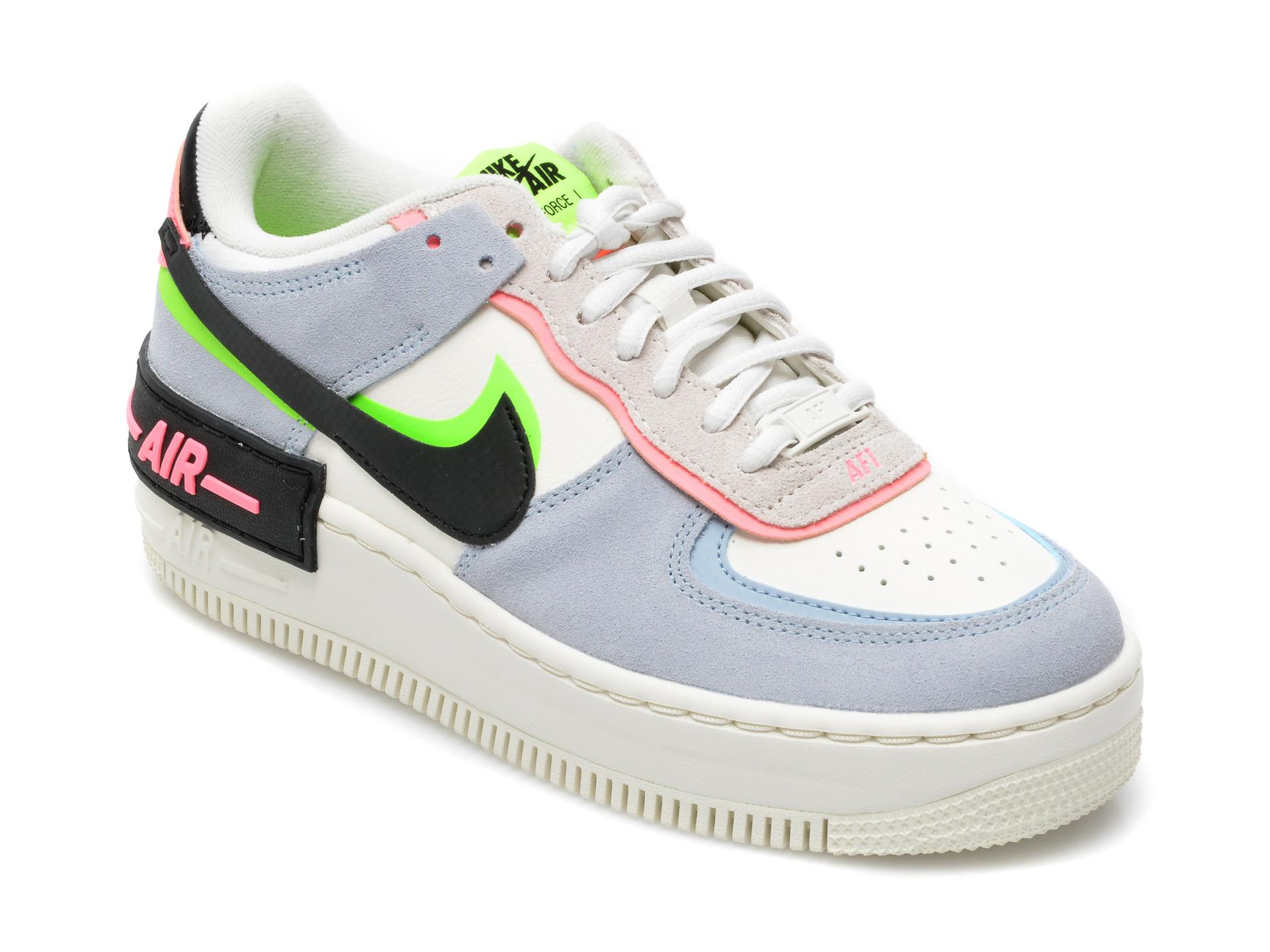 Pantofi sport NIKE multicolor, W Af1 Shadow, din piele naturala imagine otter.ro