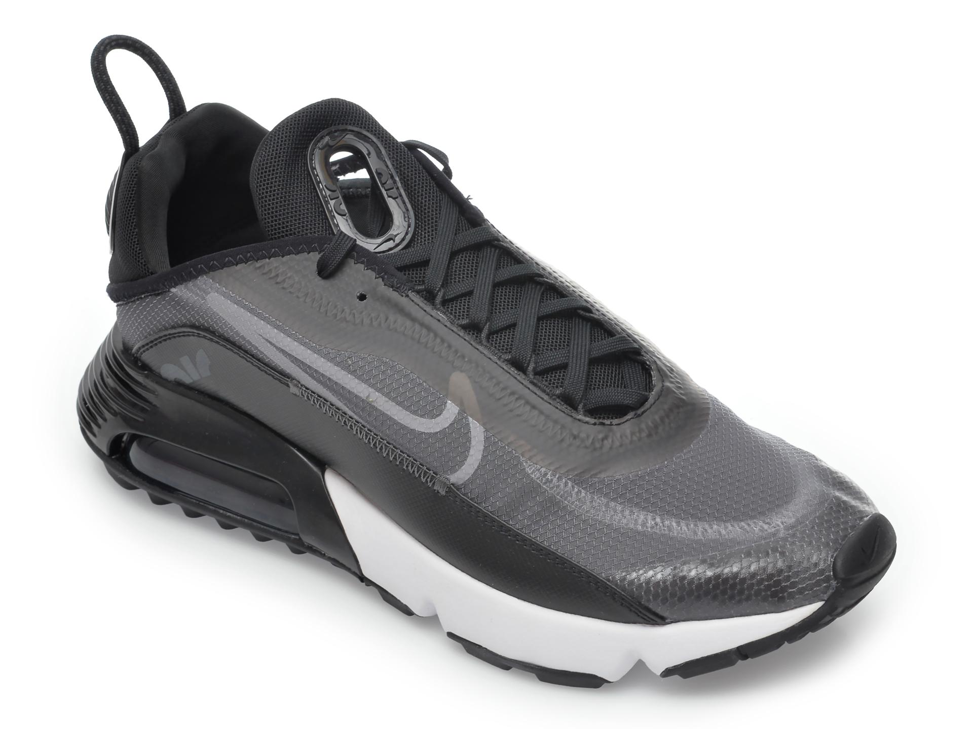 Pantofi sport NIKE negri, Nike Air Max 2090, din material textil imagine