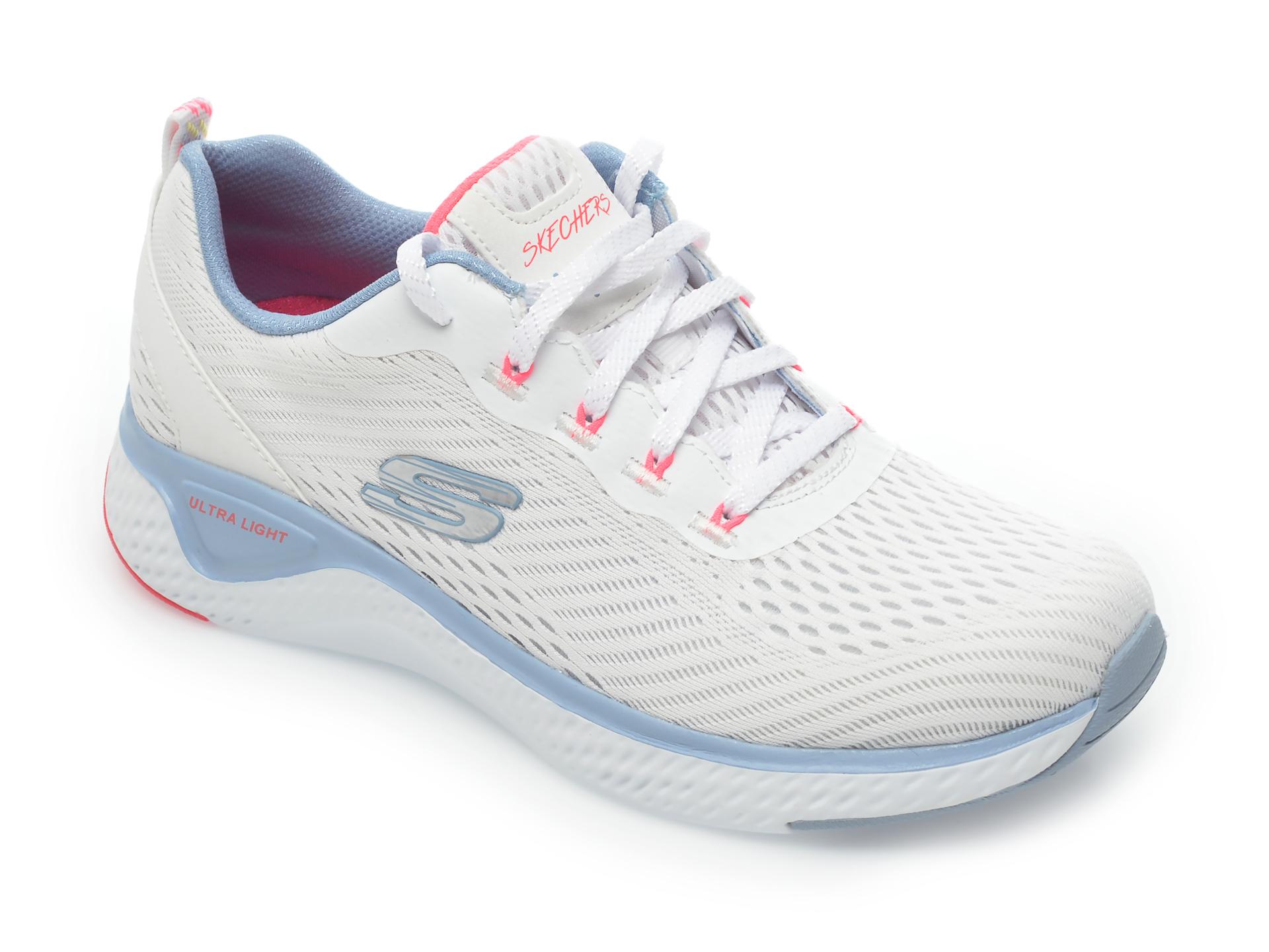 Pantofi Sport Skechers Albi, Solar Fuse Cosmic View, Din Material Textil