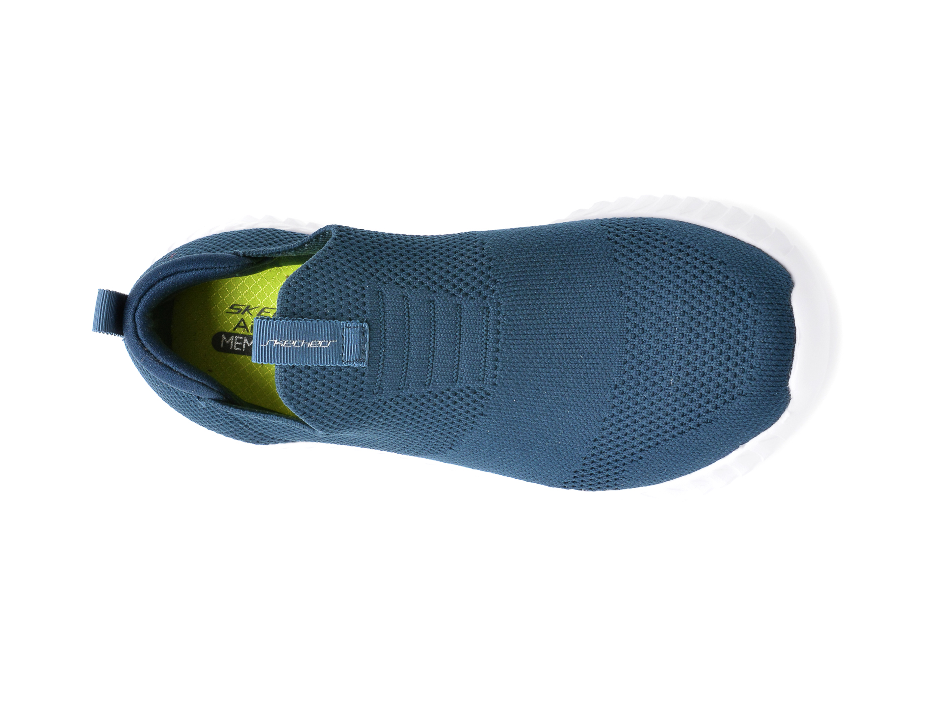 Pantofi sport SKECHERS bleumarin, Elite Flex Wasik, din material textil - 6
