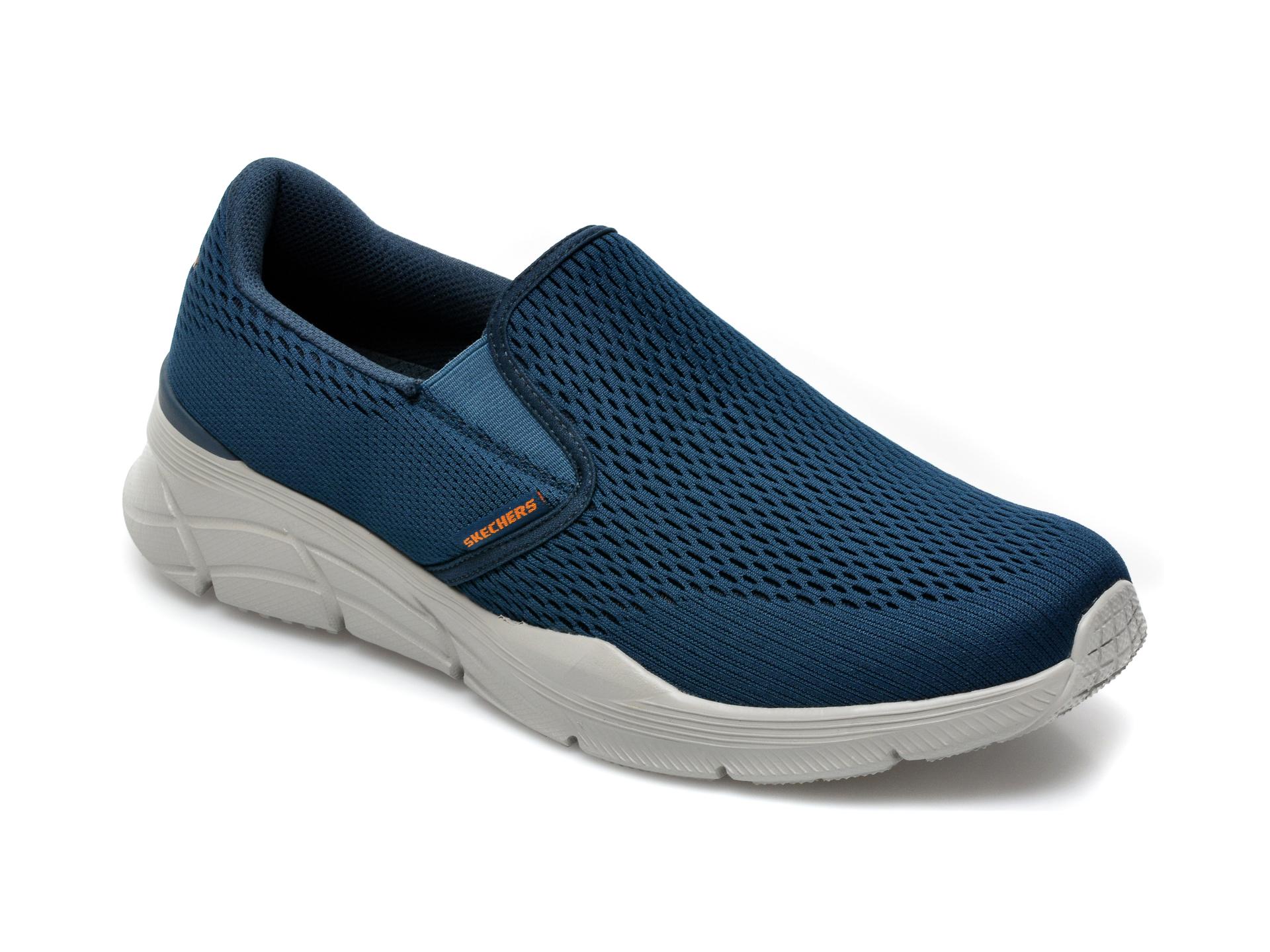 Pantofi sport SKECHERS bleumarin, Equalizer 4.0 Triple-Play, din material textil imagine