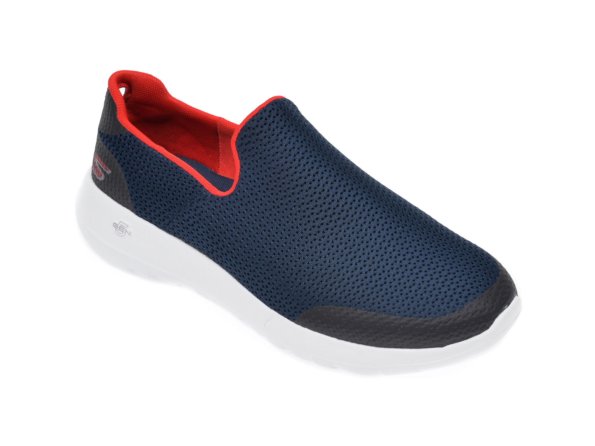 Pantofi sport SKECHERS bleumarin, Go Walk Max Focal, din material textil imagine