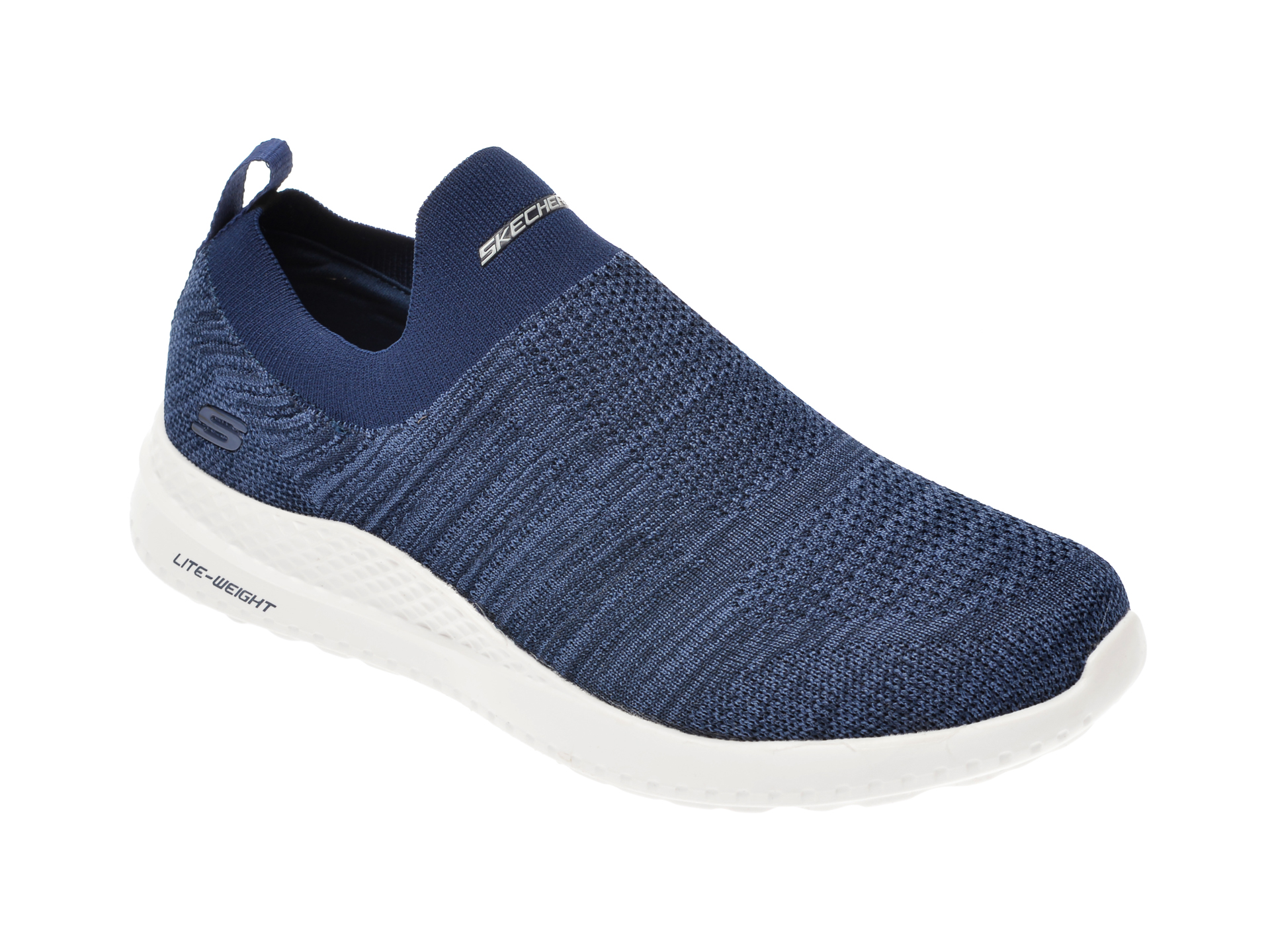 Pantofi sport SKECHERS bleumarin, Matera Graftel, din material textil imagine