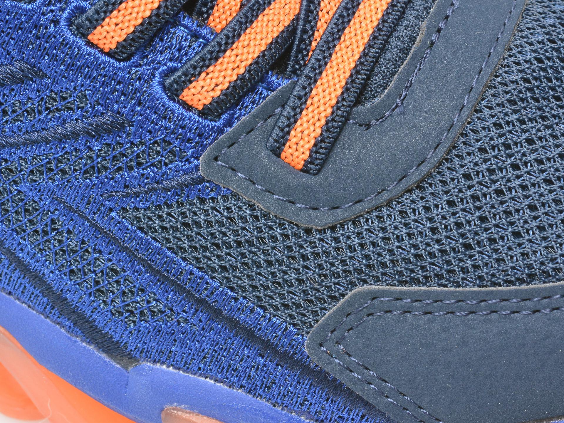 Pantofi sport SKECHERS bleumarin, Mega-Surge, din material textil si piele ecologica - 2