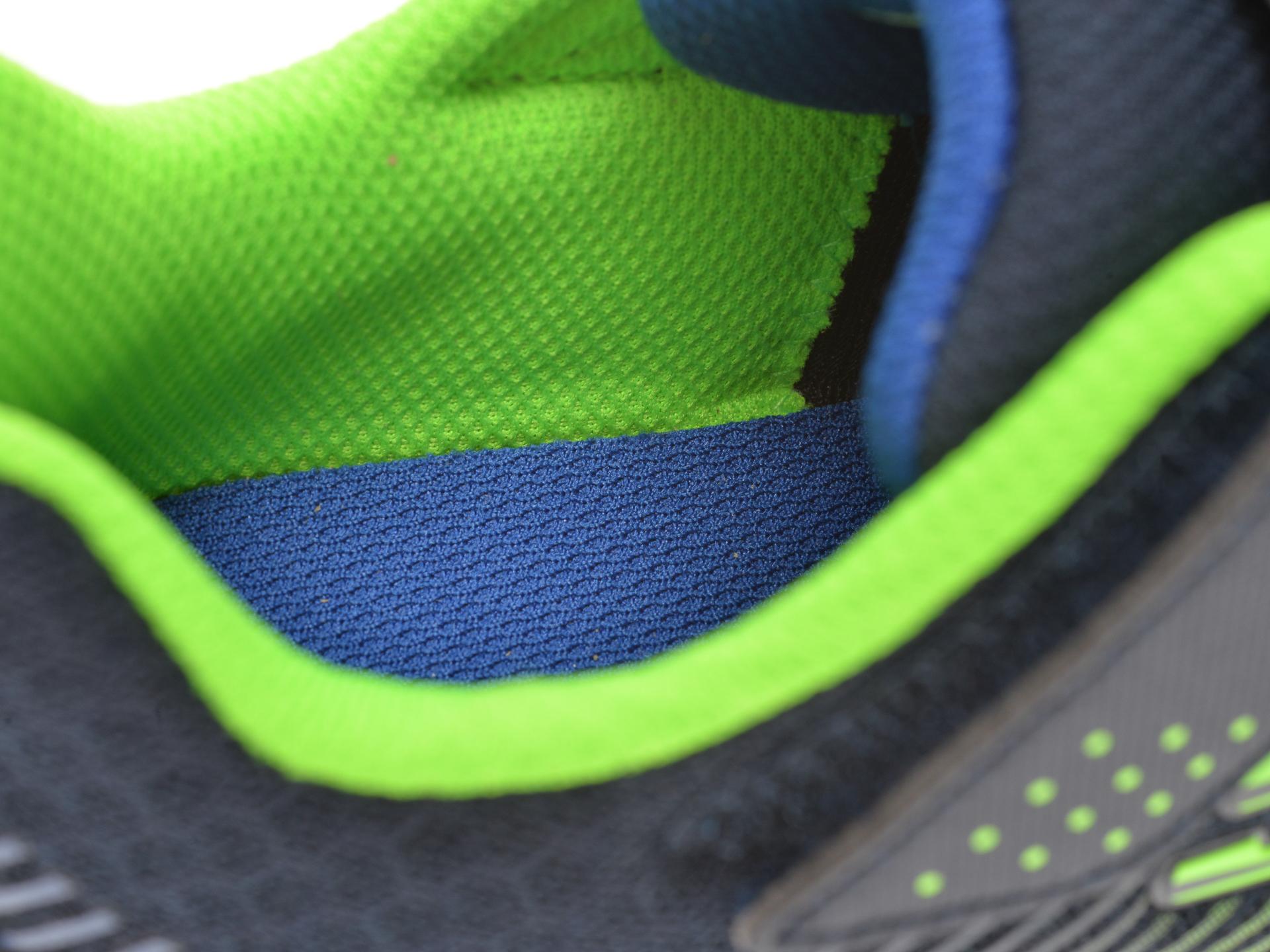 Pantofi sport SKECHERS bleumarin, MICROSPEC GORZA, din material textil - 3