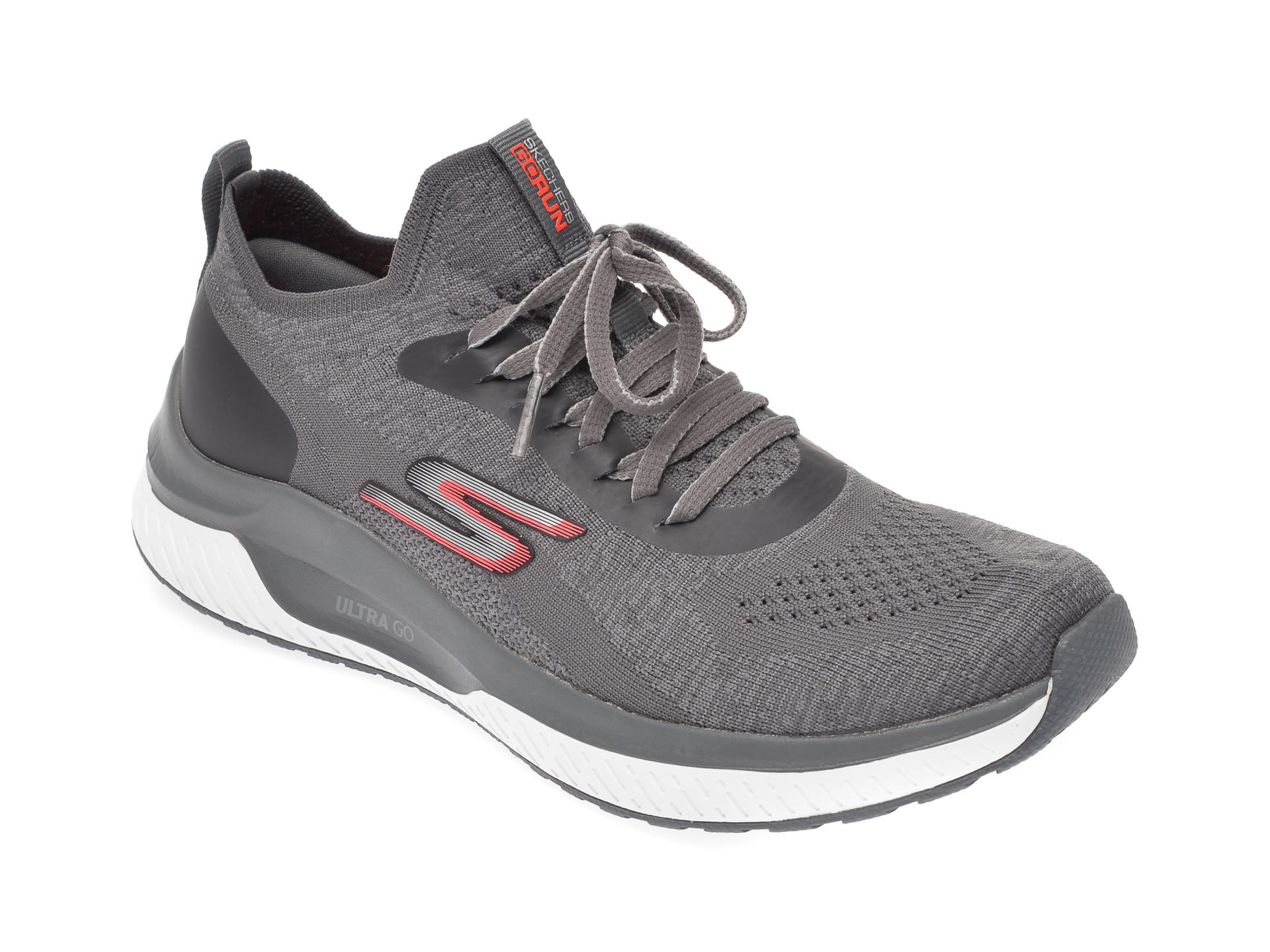 Pantofi sport SKECHERS gri, Go Run Steady Swift, din material textil