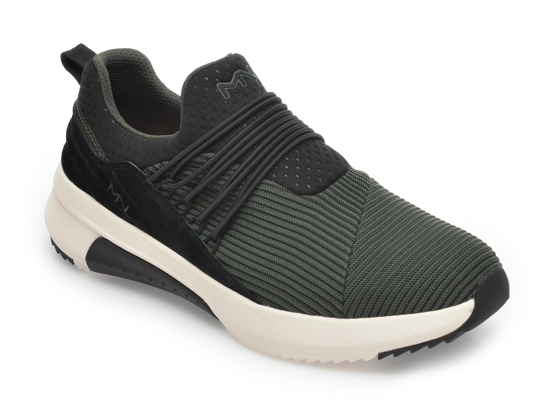 Pantofi sport SKECHERS kaki, Modern Jogger 2.0Hellems, din material textil imagine