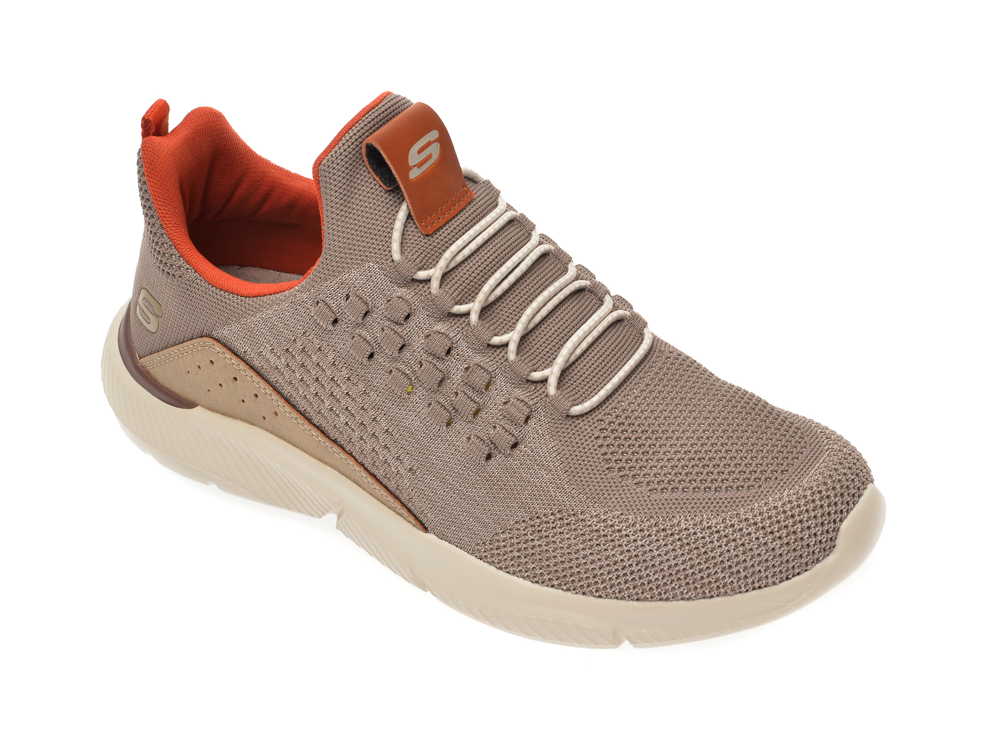 Pantofi sport SKECHERS maro Ingram Streetway, din material textil imagine
