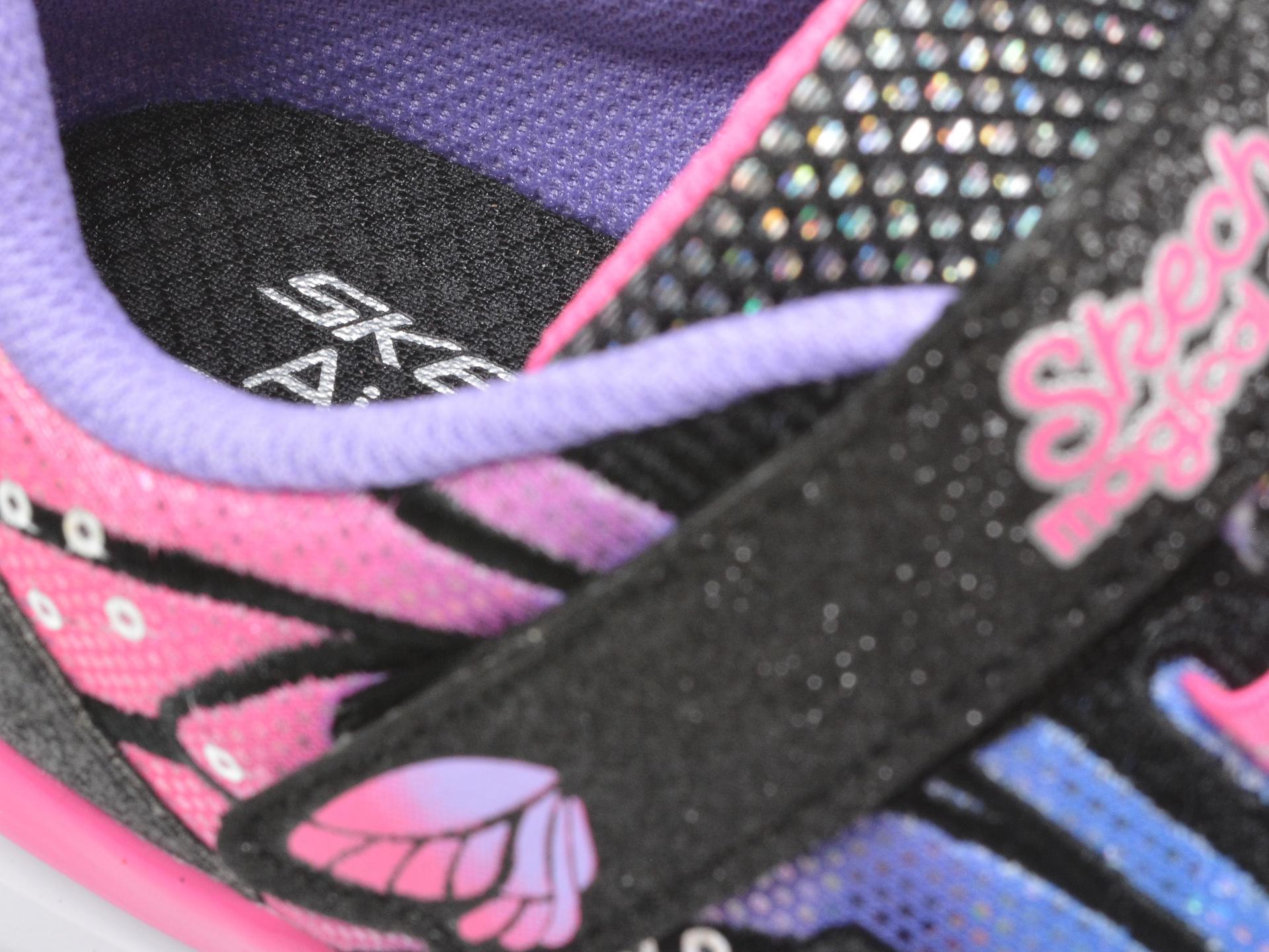 Pantofi sport SKECHERS multicolor, 302207L, din material textil - 3
