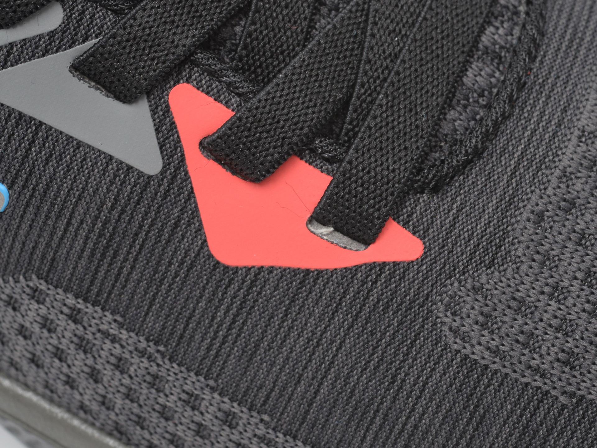 Pantofi sport SKECHERS negri, Solar Fuse Speed Blitz, din material textil - 2