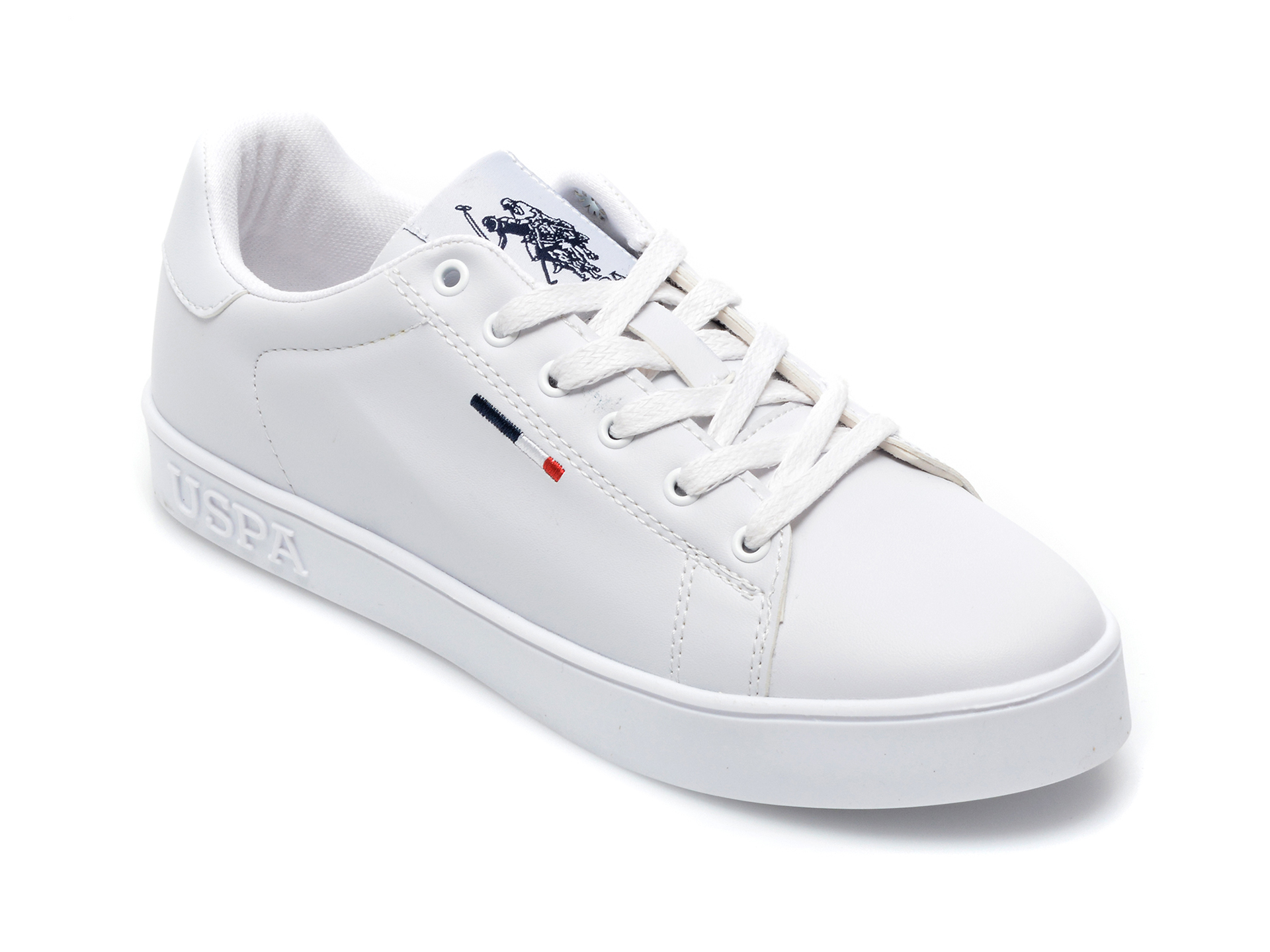 Pantofi Sport Us Polo Assn Albi, Flex1fx, Din Piele Ecologica