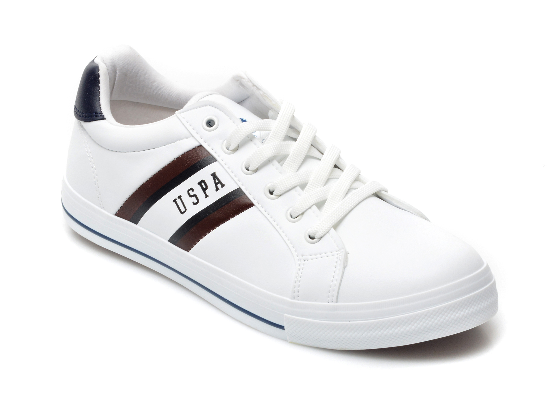 Pantofi Sport Us Polo Assn Albi, Pure1fx, Din Piele Ecologica