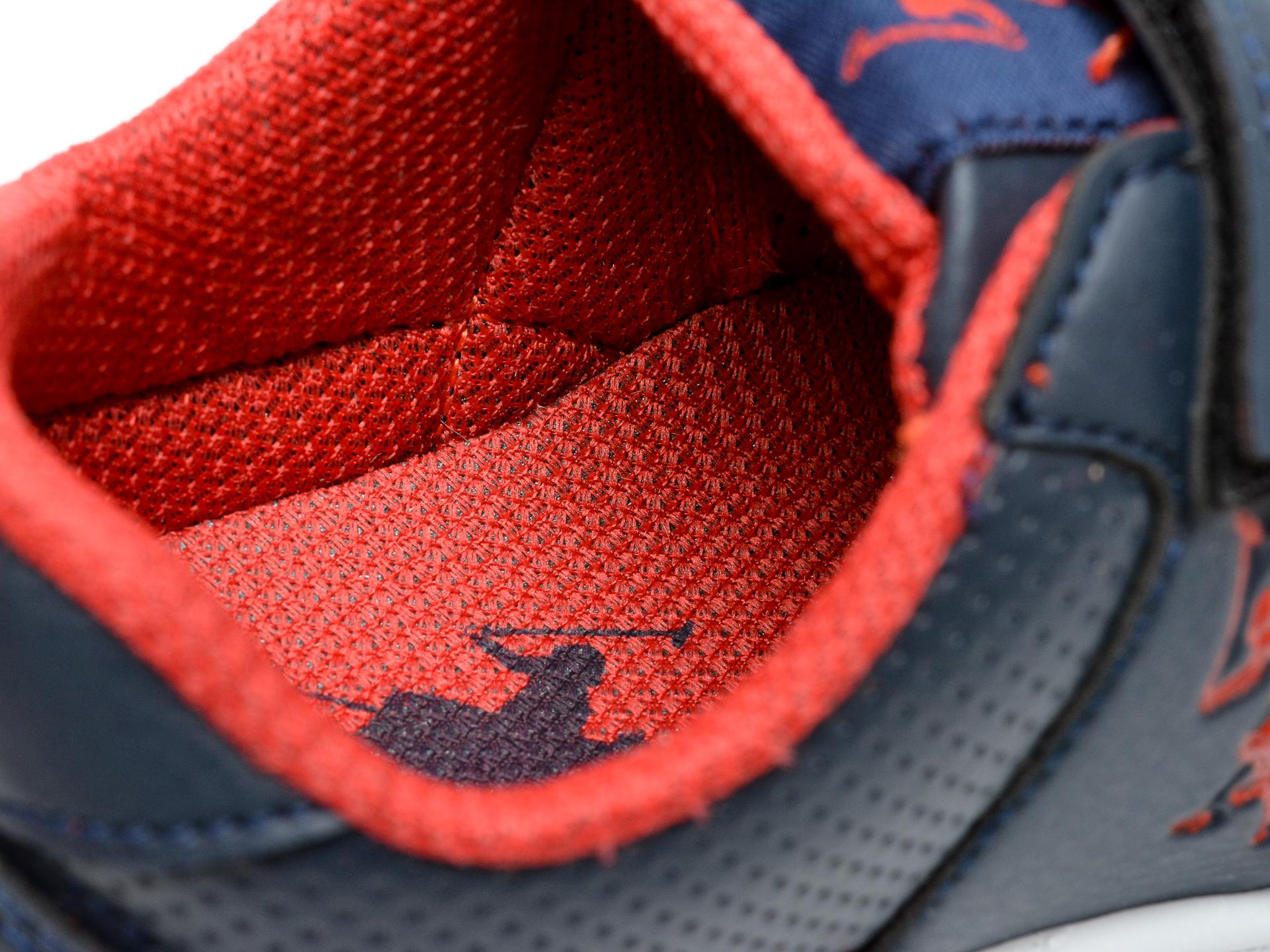 Pantofi sport US POLO ASSN bleumarin, CAME1FX, din piele ecologica - 3