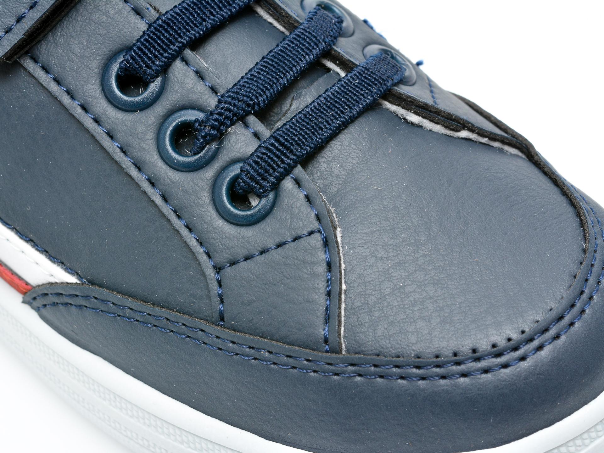 Pantofi sport US POLO ASSN bleumarin, JAMA1FX, din piele ecologica - 2