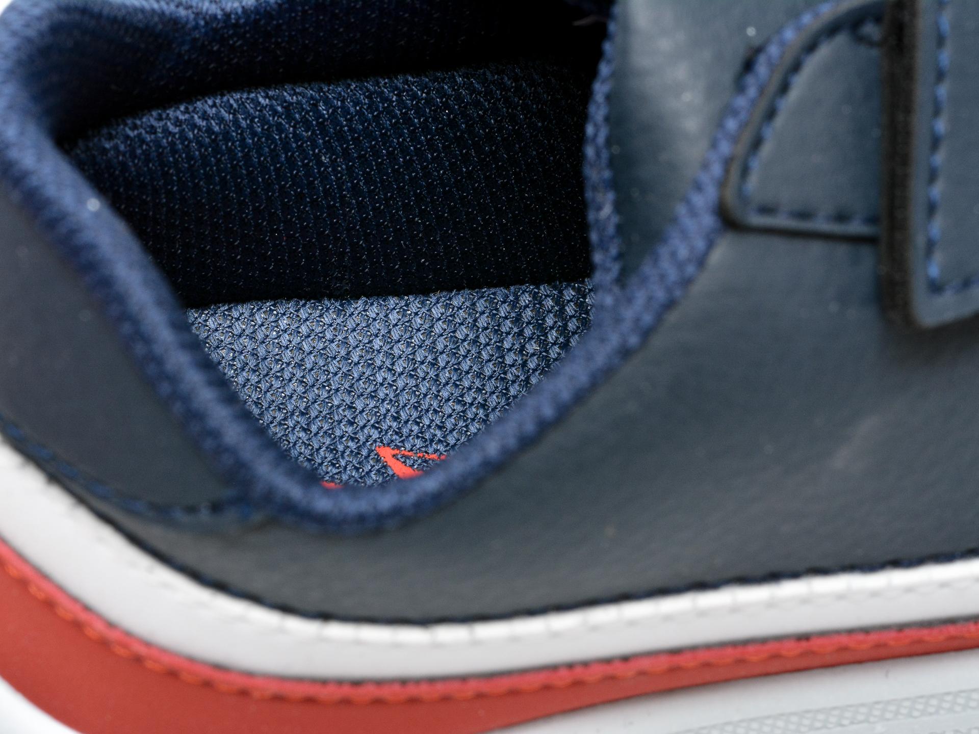 Pantofi sport US POLO ASSN bleumarin, JAMA1FX, din piele ecologica - 3