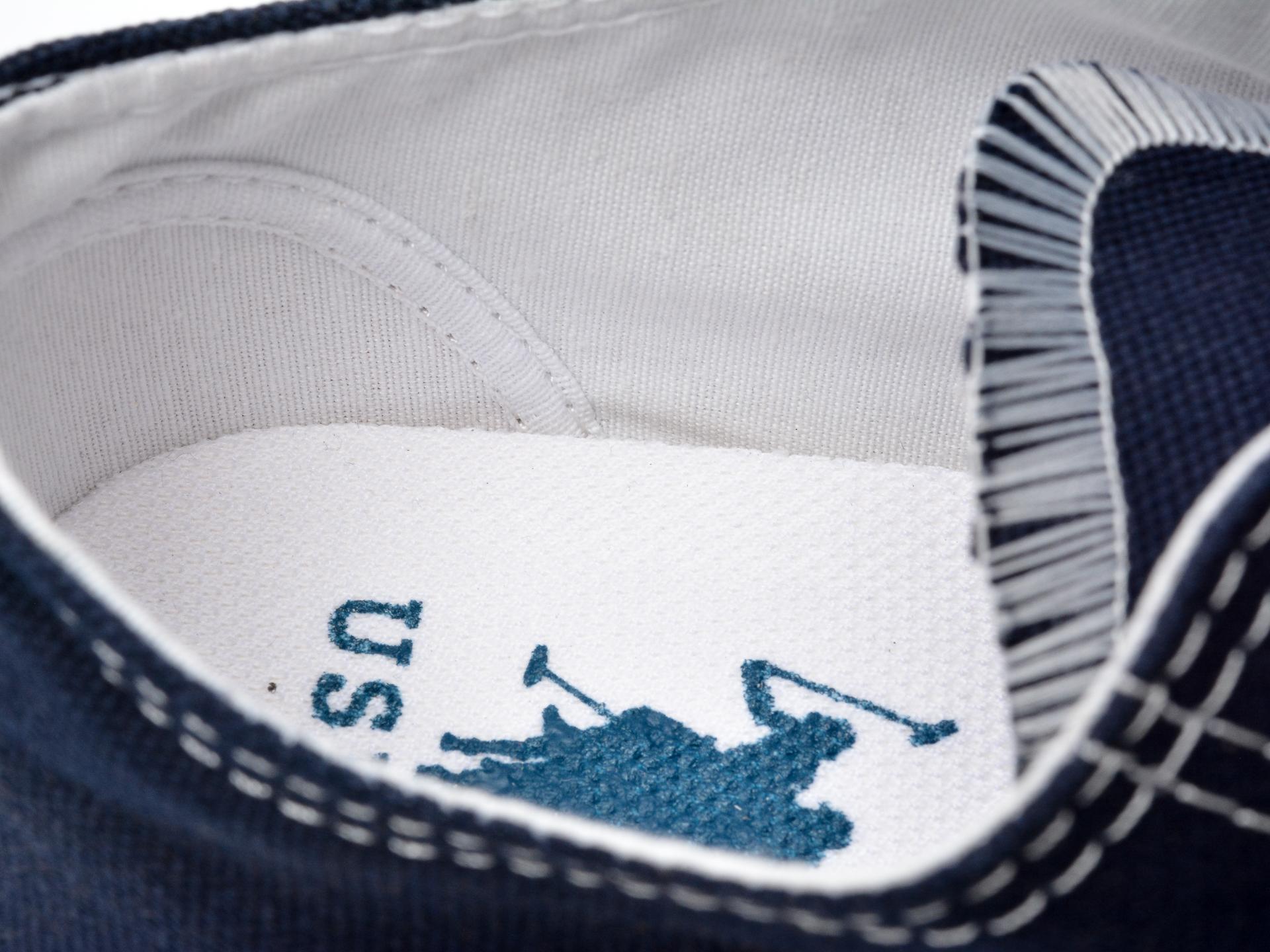 Pantofi sport US POLO ASSN bleumarin, PENEL1F, din material textil - 3