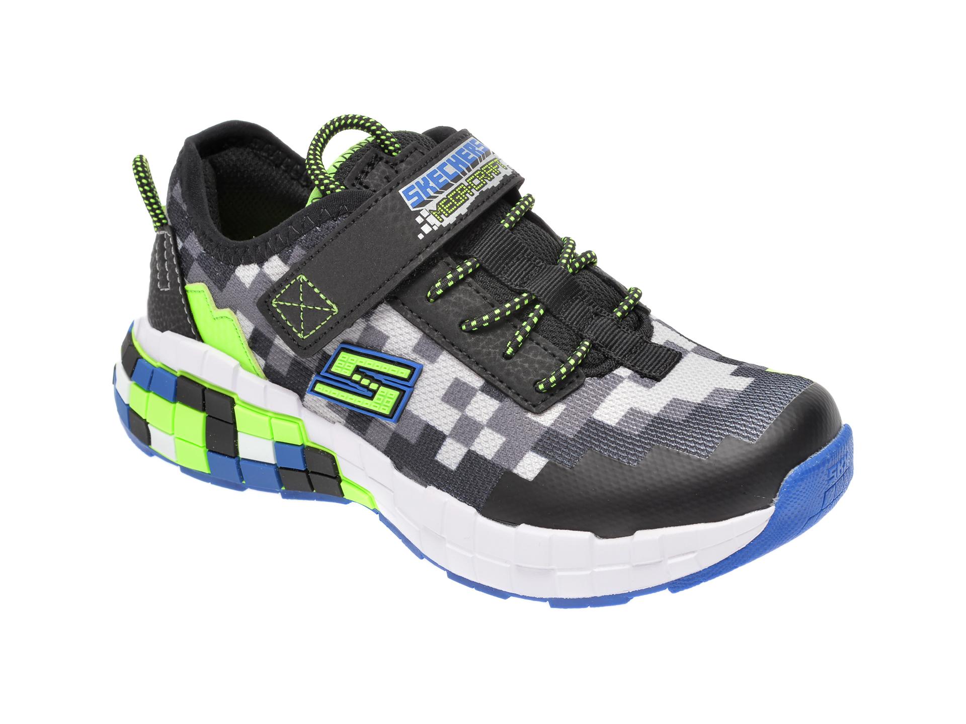 Pantofi sportSKECHERS multicolor, Mega-Craft, din material textil imagine