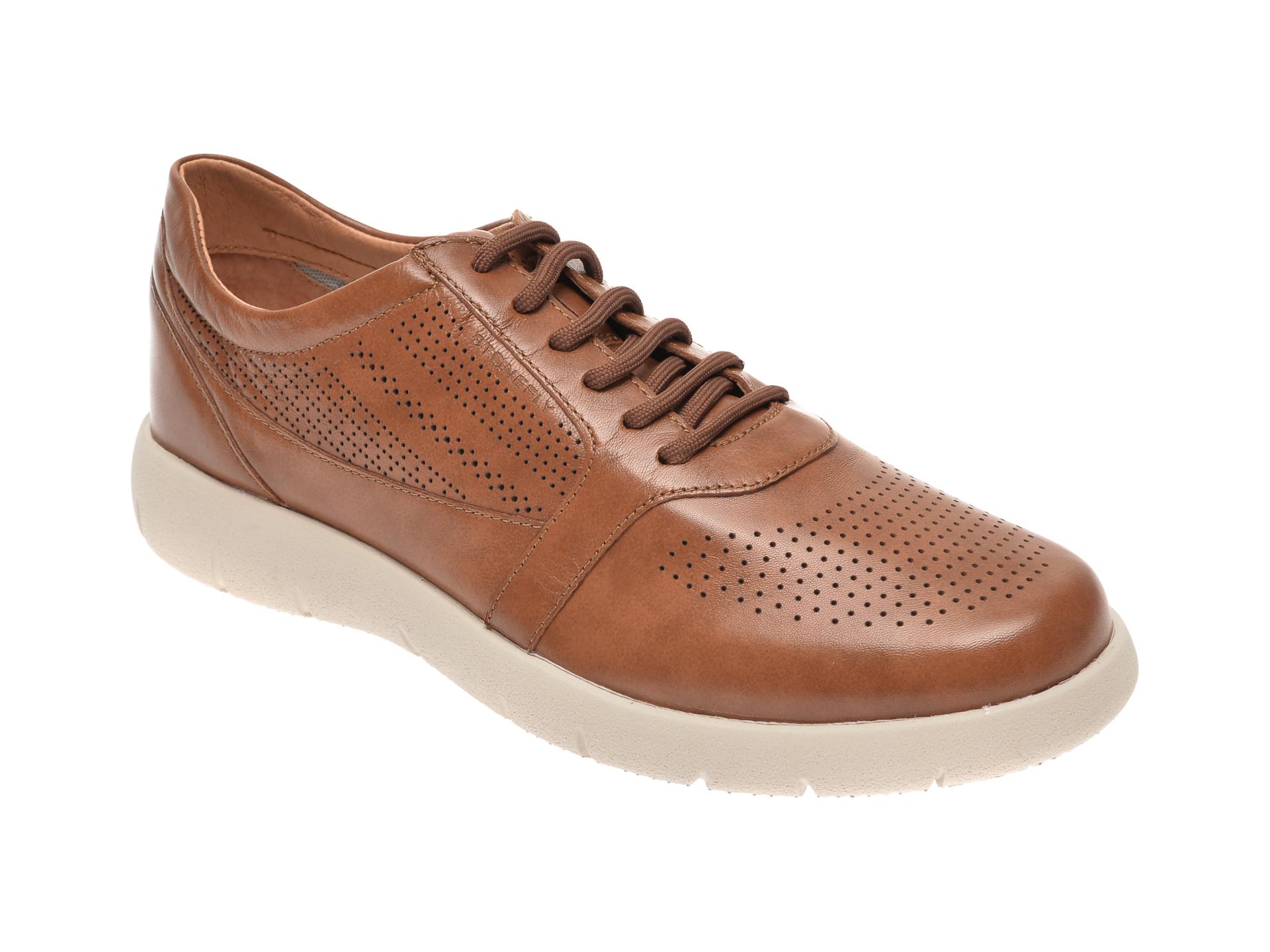 Pantofi Stonefly Maro, Stream5, Din Piele Naturala