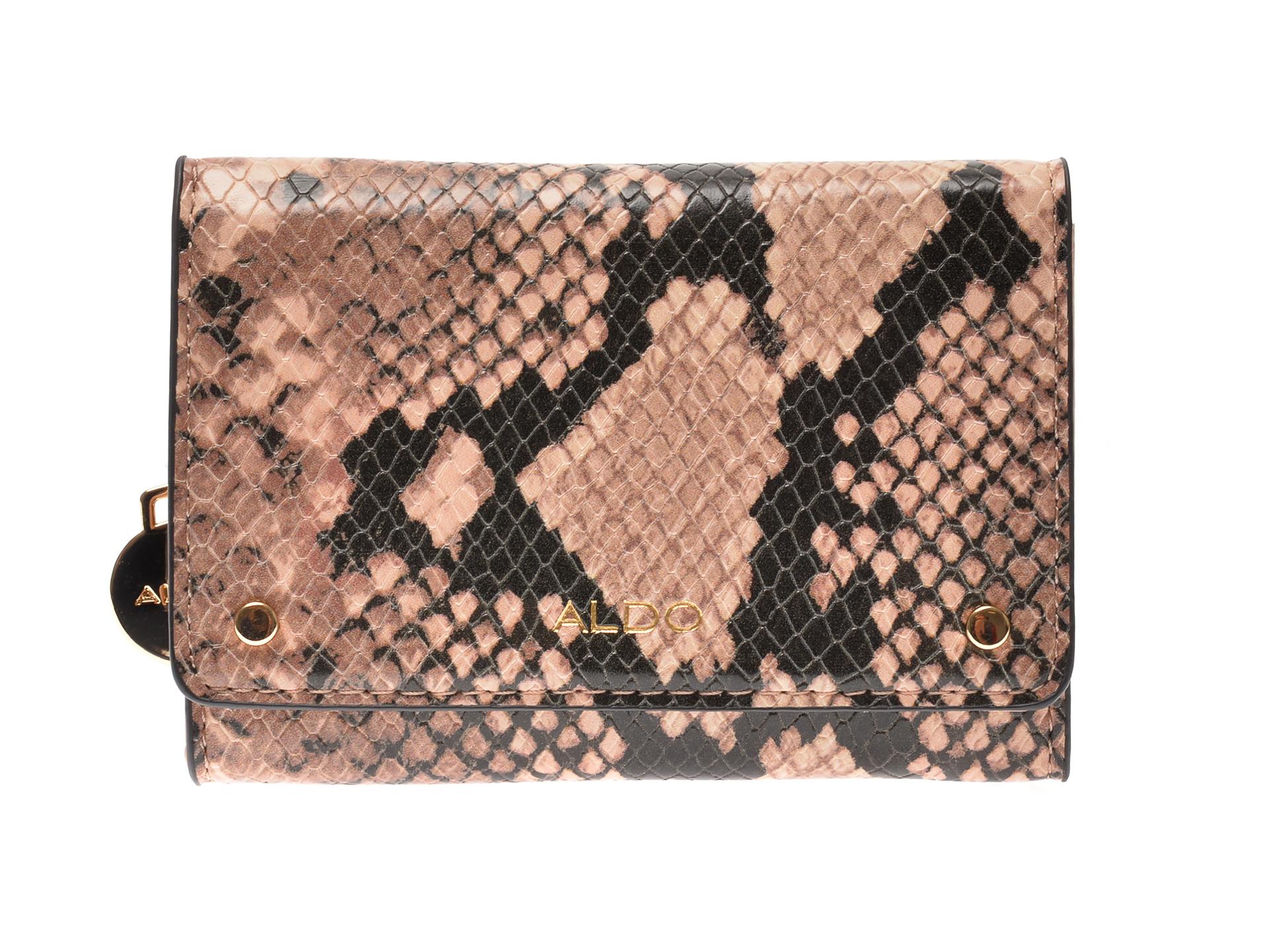 Portofel ALDO nude, Pietrarubbia950, din piele ecologica imagine