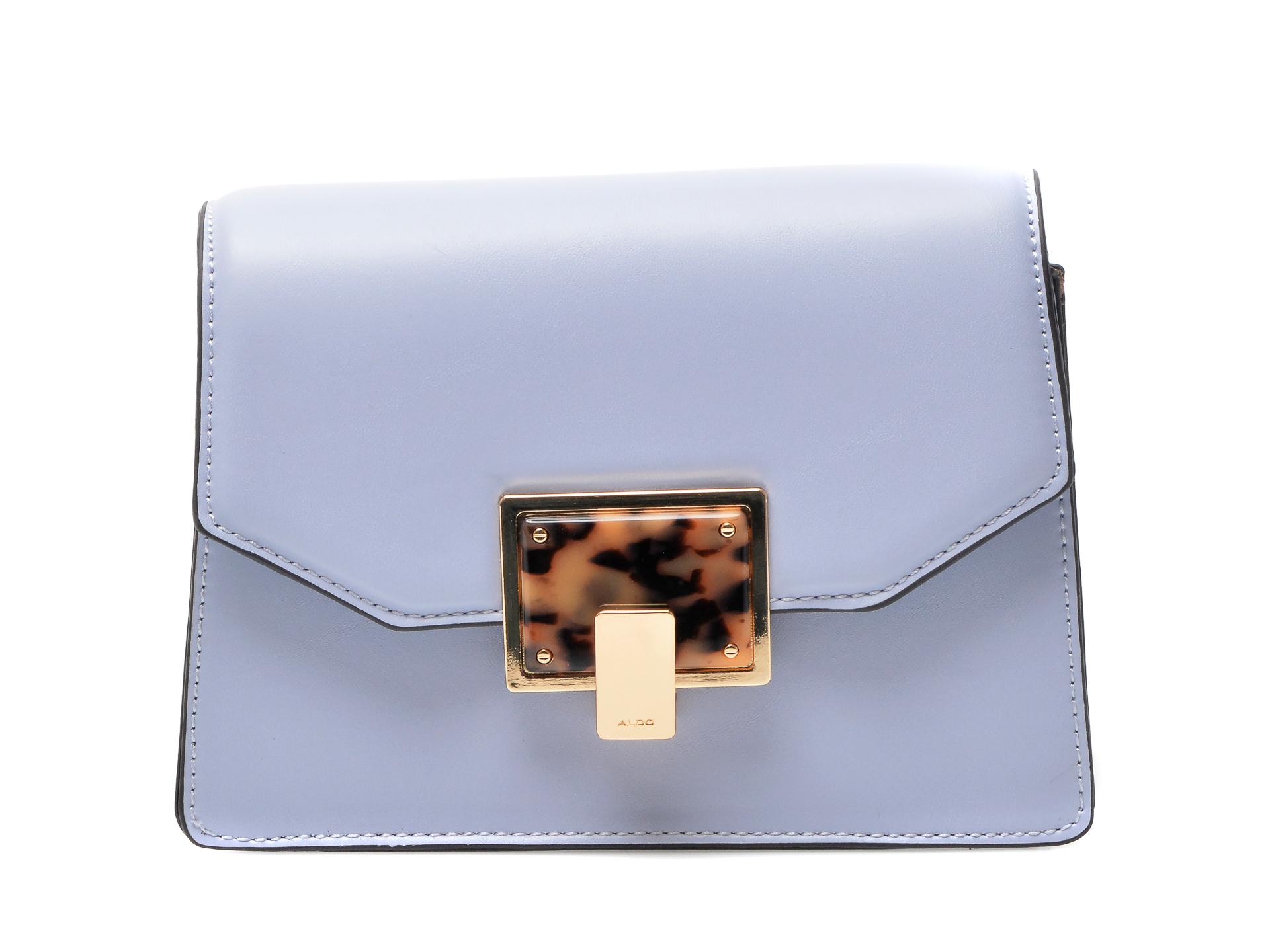 Poseta ALDO albastra, Adrauri450, din piele ecologica imagine otter.ro 2021