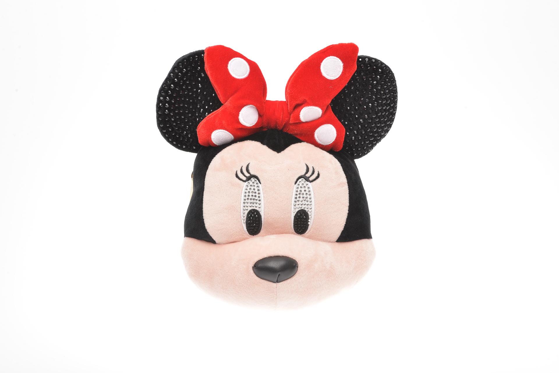 Poseta ALDO neagra, Minniee-Minnie, din material textil imagine otter.ro