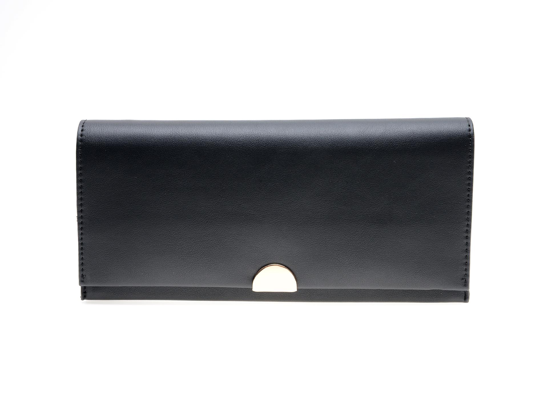 Poseta ALDO neagra, Roseleigh001, din piele ecologica imagine