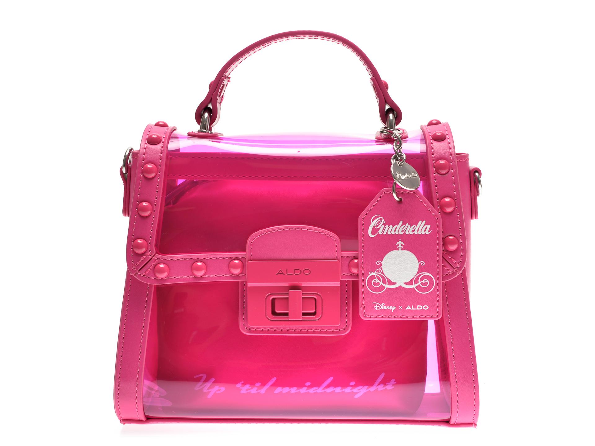 Poseta ALDO roz, Bobbidi-Boo670, din pvc imagine