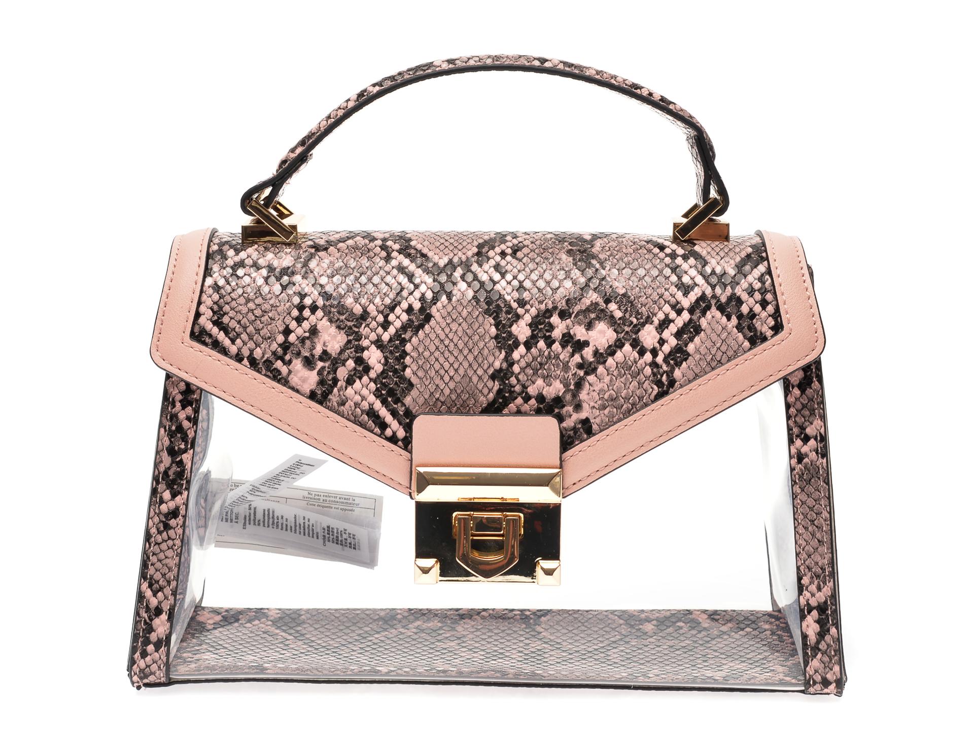 Poseta ALDO roz, Cathays690, din piele ecologica imagine