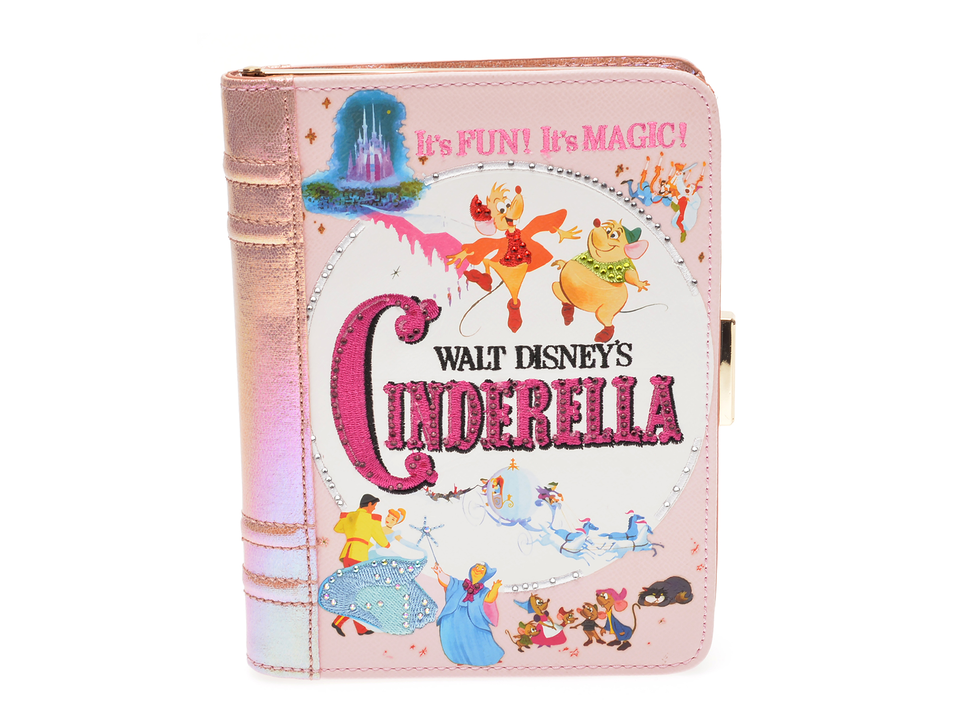 Poseta ALDO roz, Storybook680, din piele ecologica New