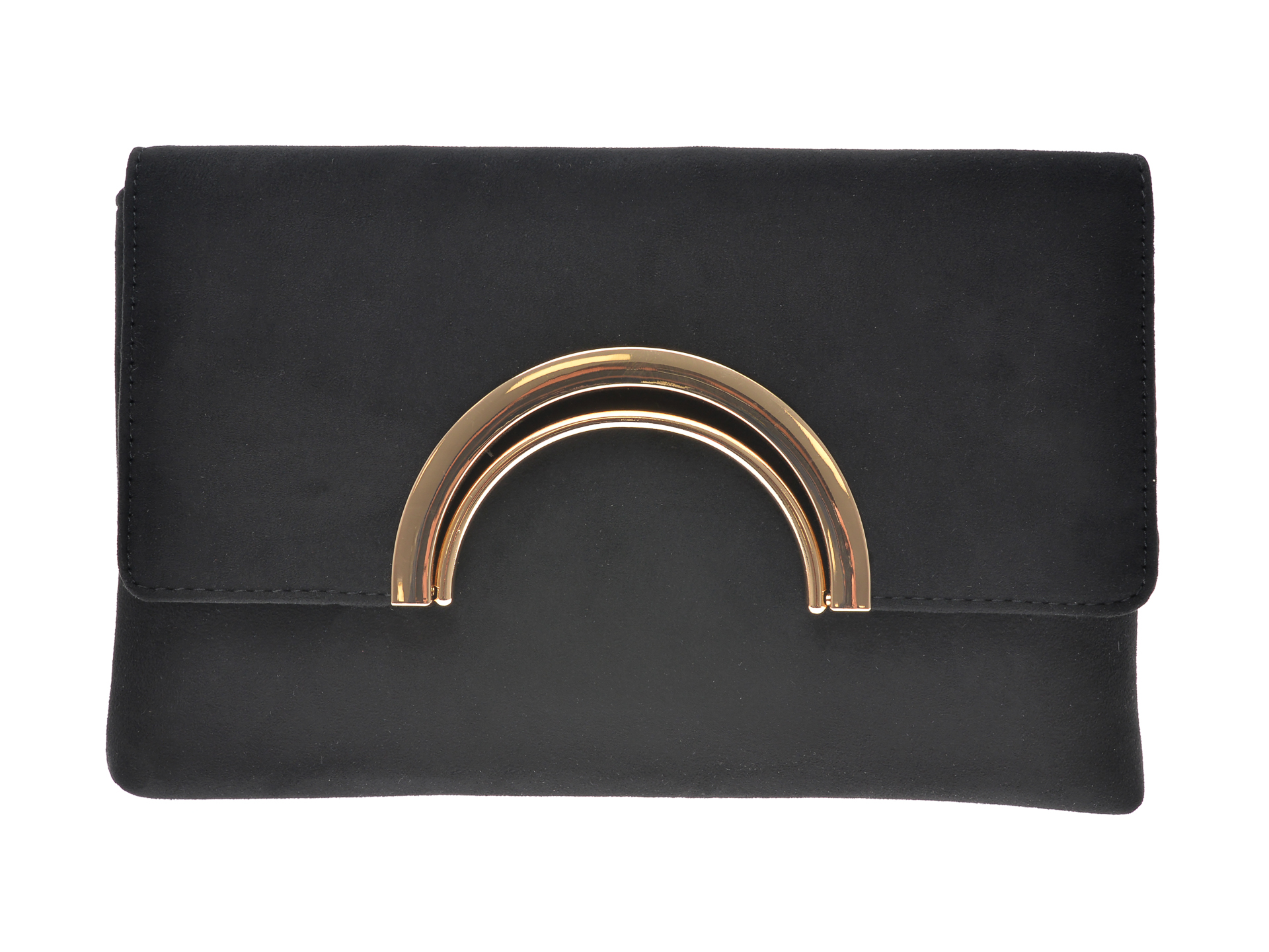 Poseta CALL IT SPRING neagra, SHOW001, din material textil imagine otter.ro 2021