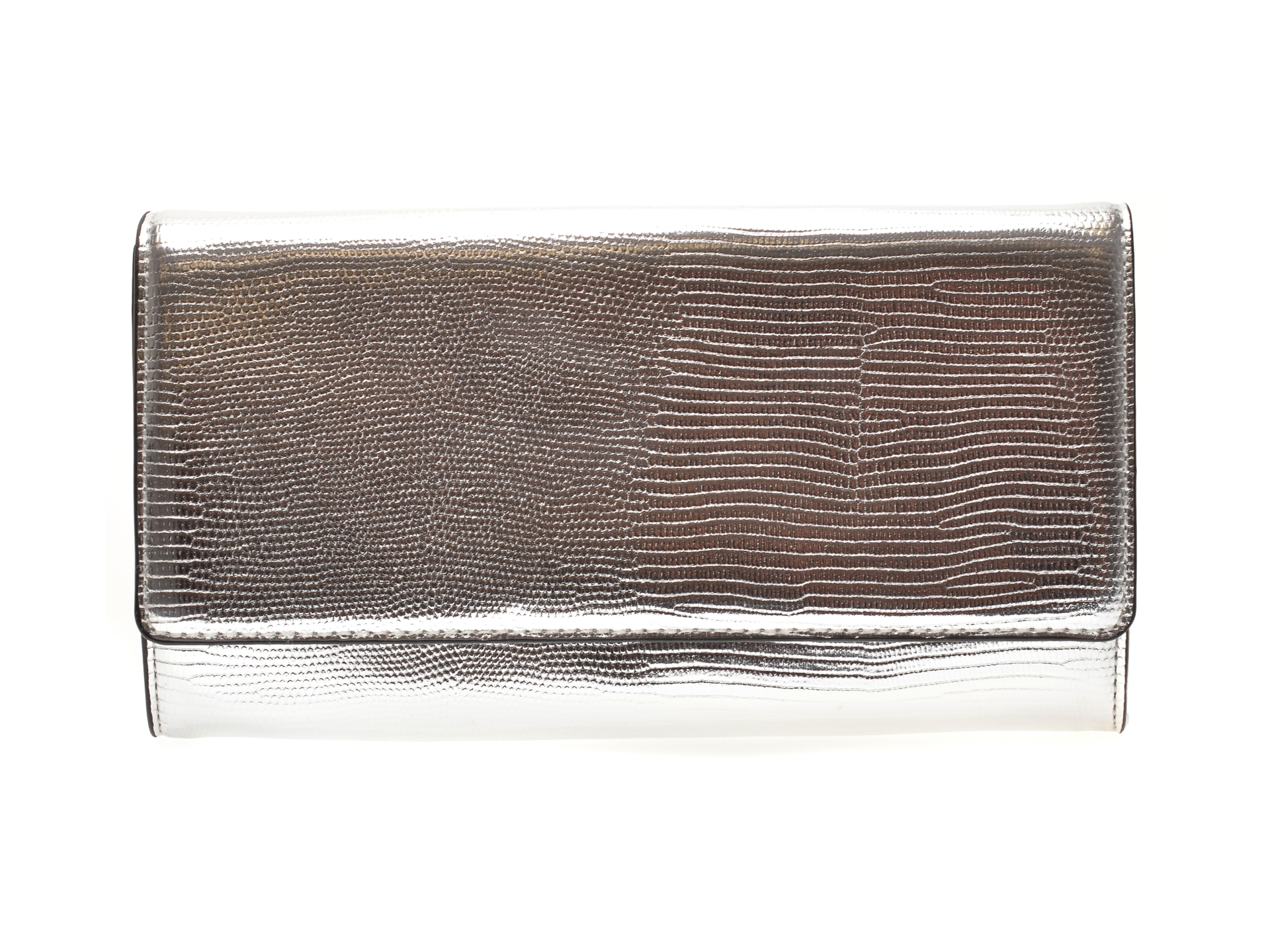 Poseta plic ALDO argintie, Gwelilith040, din piele ecologica imagine