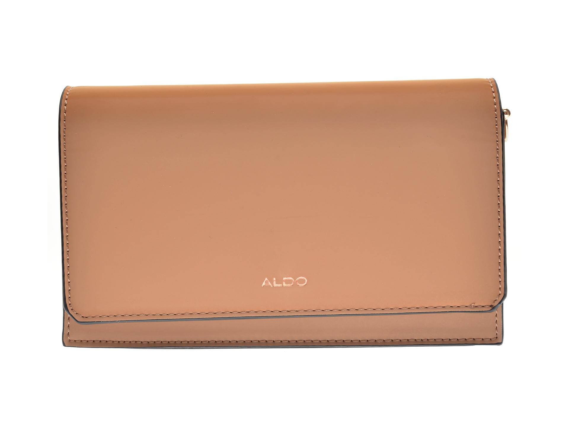 Poseta plic ALDO roz, Telopea651, din piele ecologica imagine otter.ro 2021