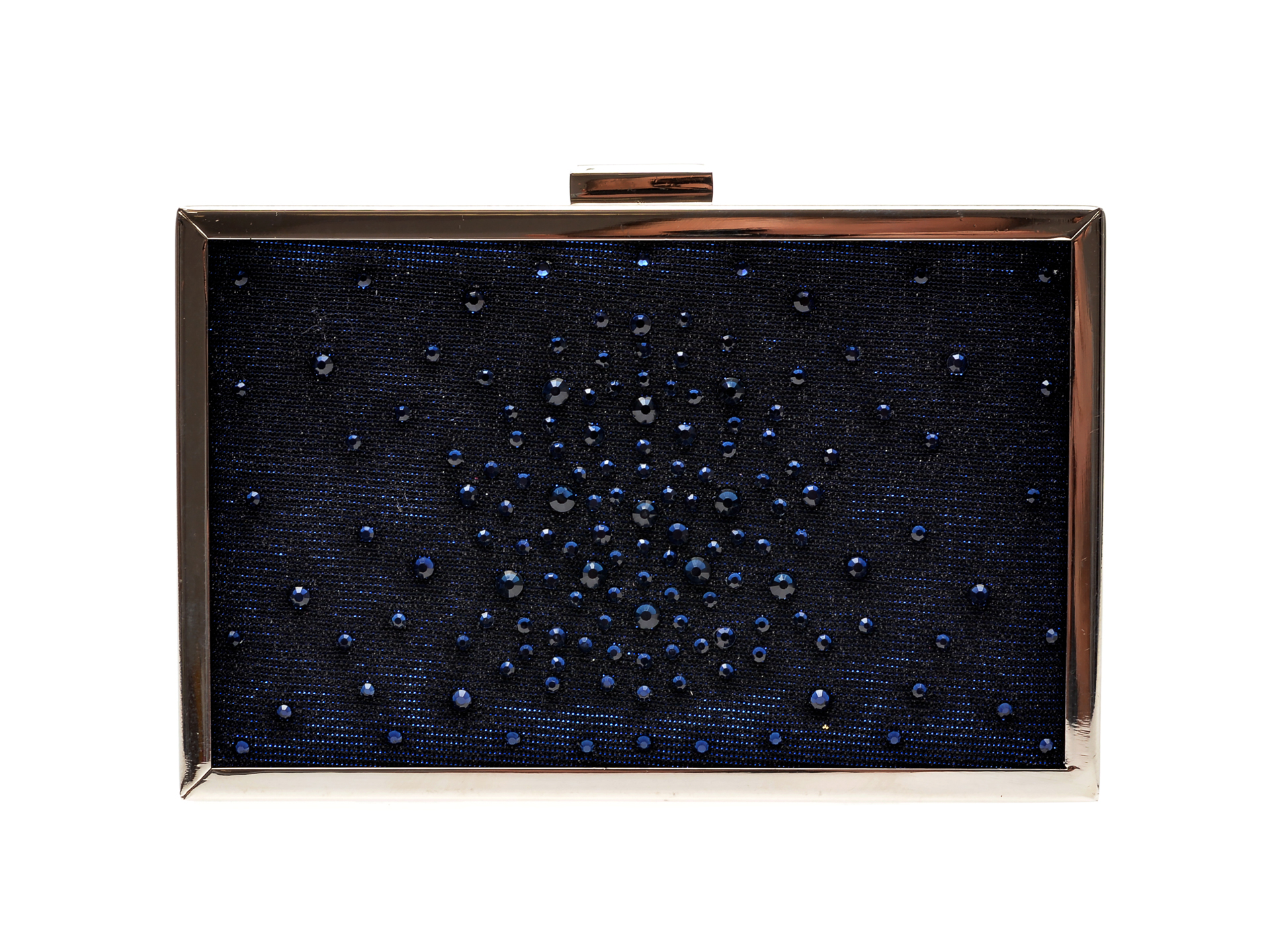 Poseta plic MENBUR bleumarin, 84414, din material textil imagine otter.ro 2021