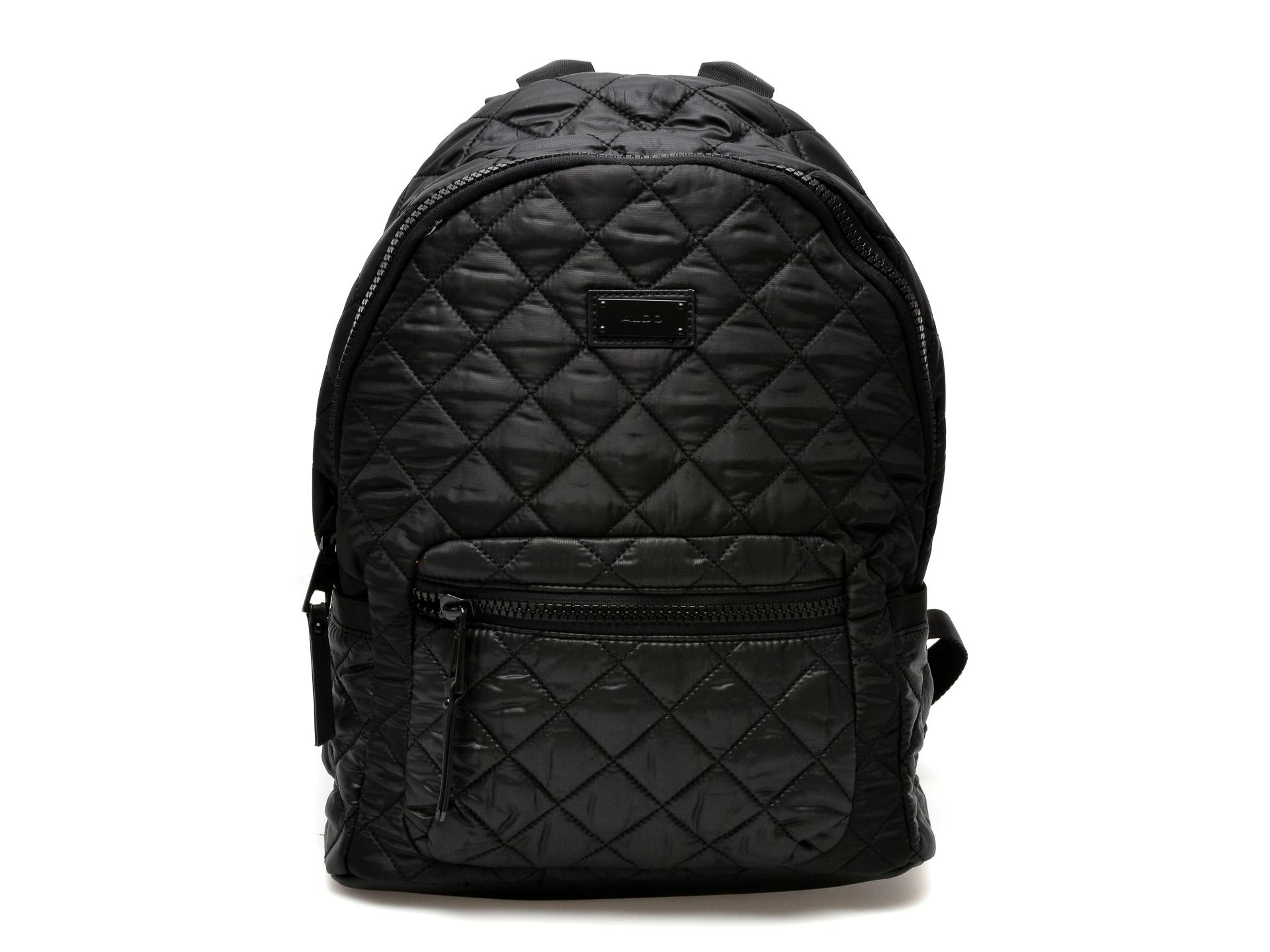 Rucsac ALDO negru, Acylle008, din material textil imagine otter.ro 2021