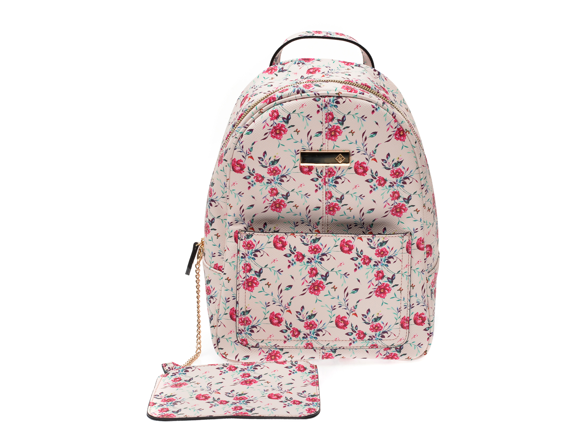 Rucsac CALL IT SPRING multicolor, GOAL960, din piele ecologica imagine
