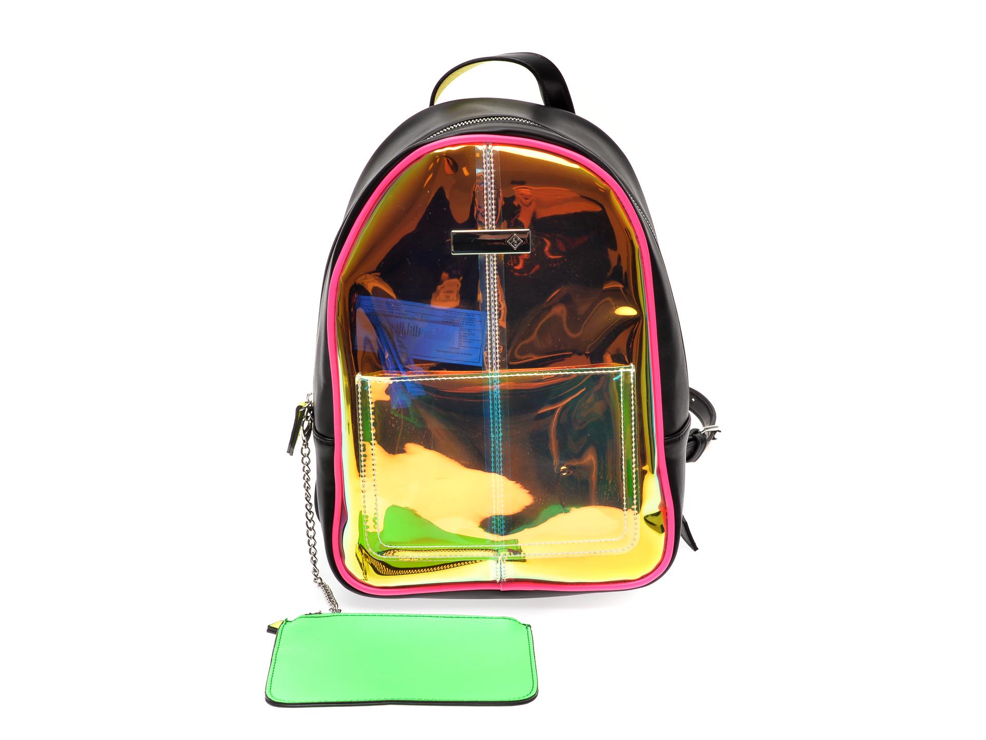 Rucsac CALL IT SPRING multicolor, GOAL962, din piele ecologica imagine