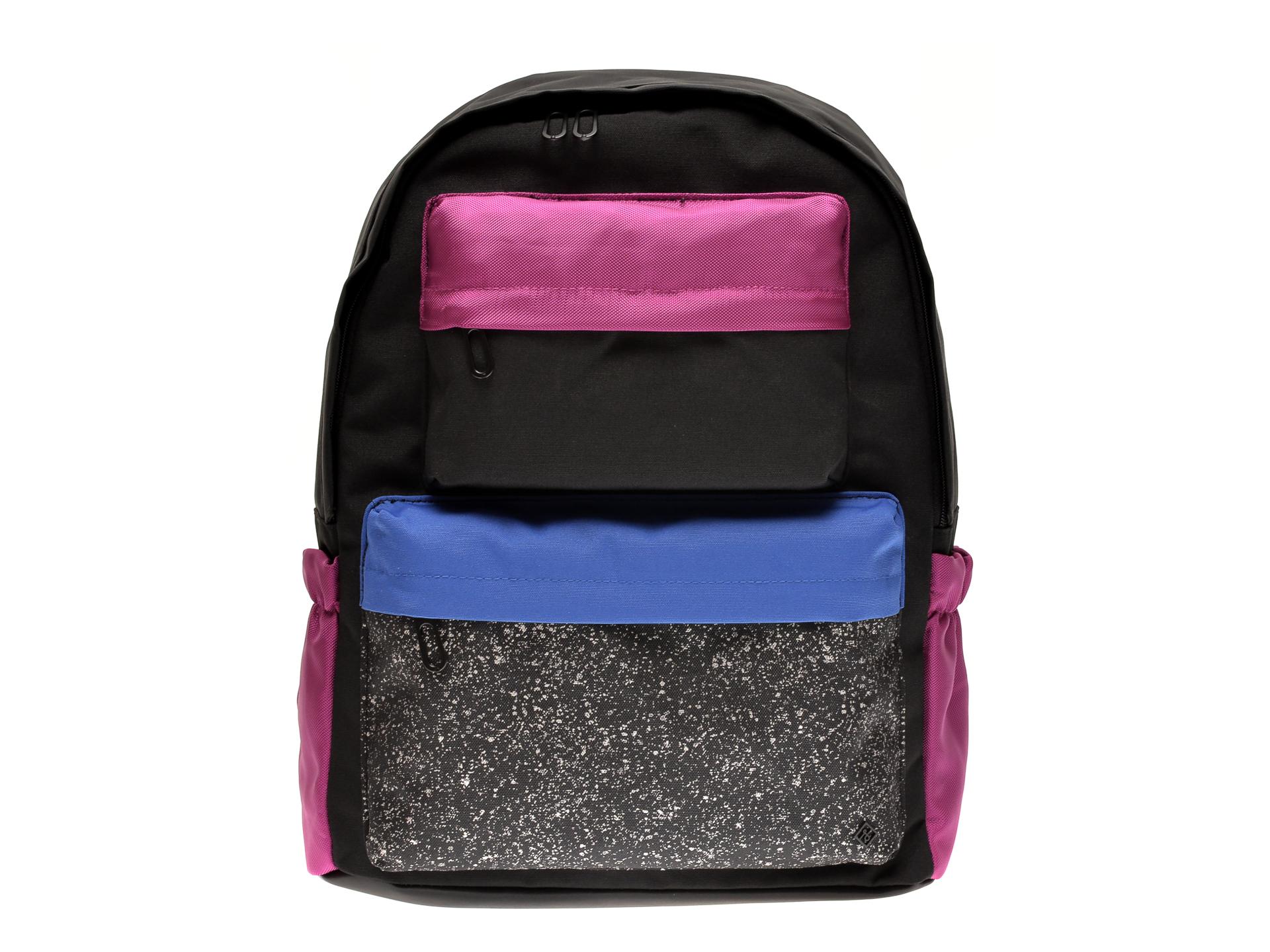 Rucsac CALL IT SPRING negru, COLO001, din material textil imagine