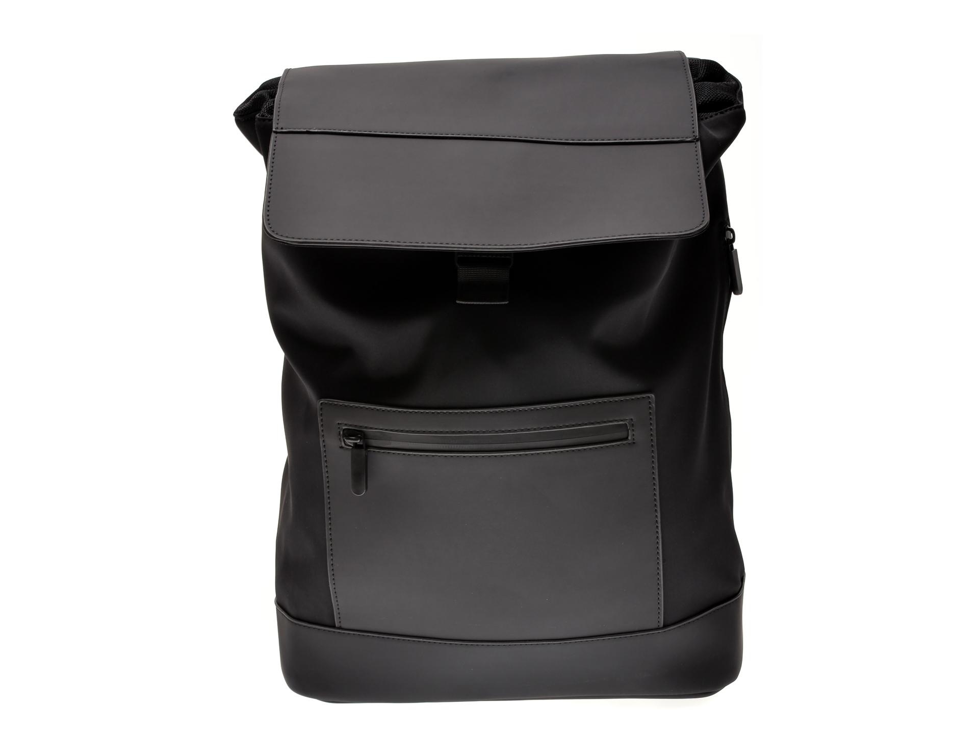 Rucsac CALL IT SPRING negru, GALA001, din material textil imagine