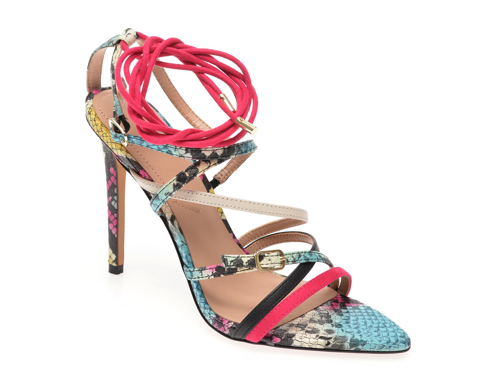 Sandale ALDO multicolore, Lawrence961, din piele ecologica