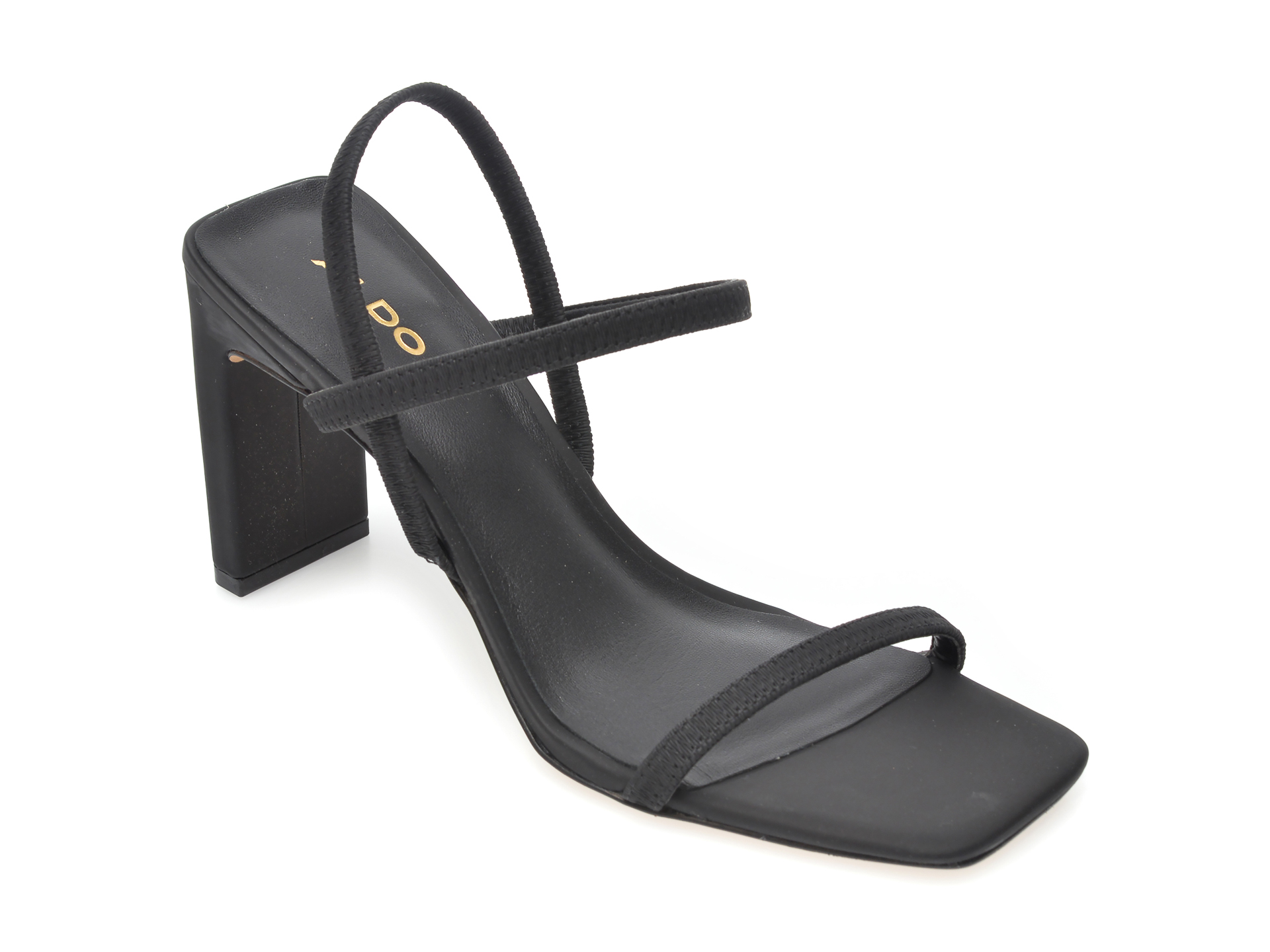 Sandale ALDO negre, Okurr001, din piele ecologica imagine otter.ro 2021