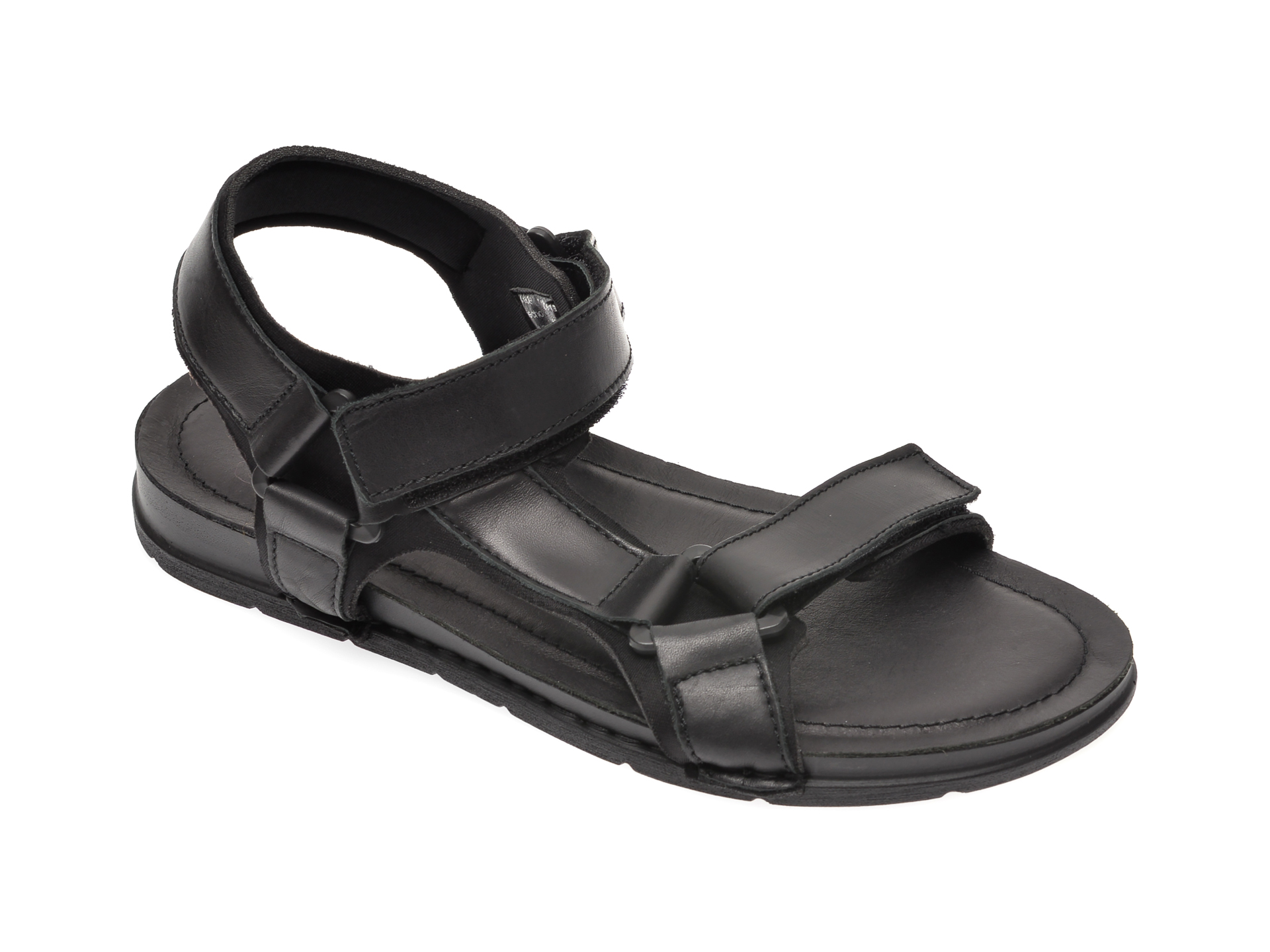 Sandale ALDO negre, Uligolian001, din piele naturala New