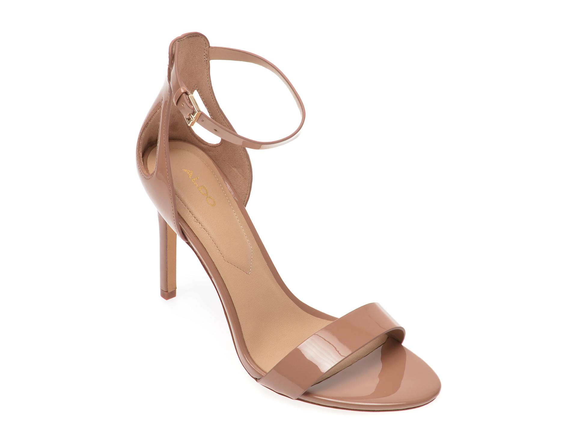 Sandale ALDO nude, Violla270, din piele ecologica imagine otter.ro 2021
