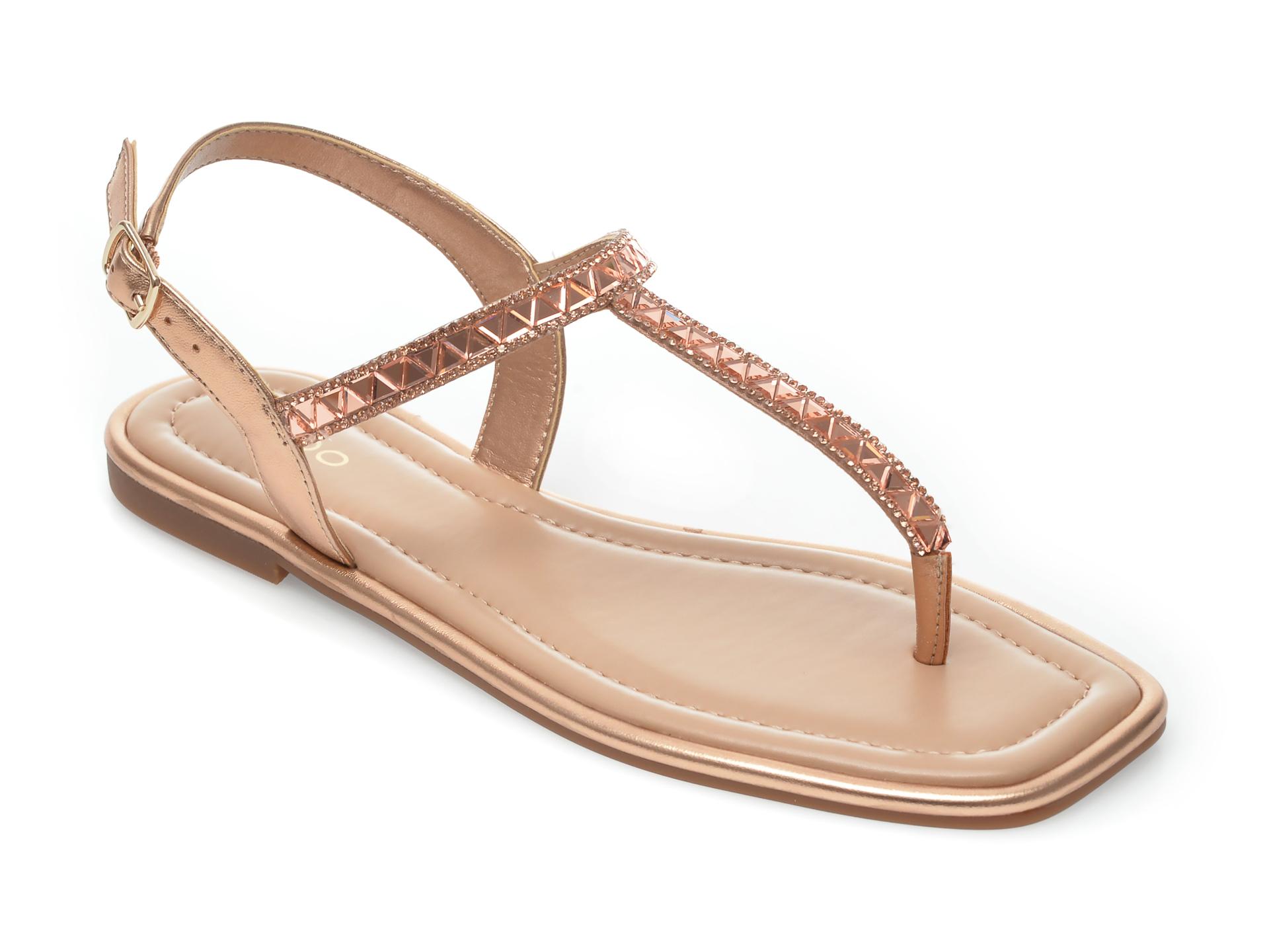 Sandale ALDO roz, Sheina653, din piele ecologica imagine otter.ro 2021