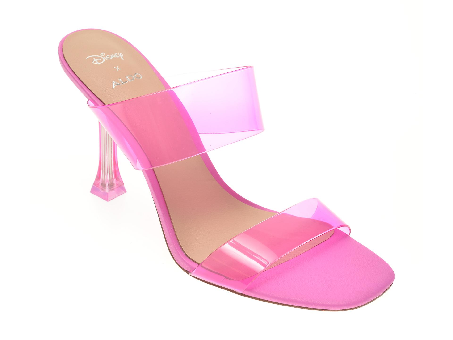 Sandale ALDO roz, Stepsisters650, din pvc imagine otter.ro 2021