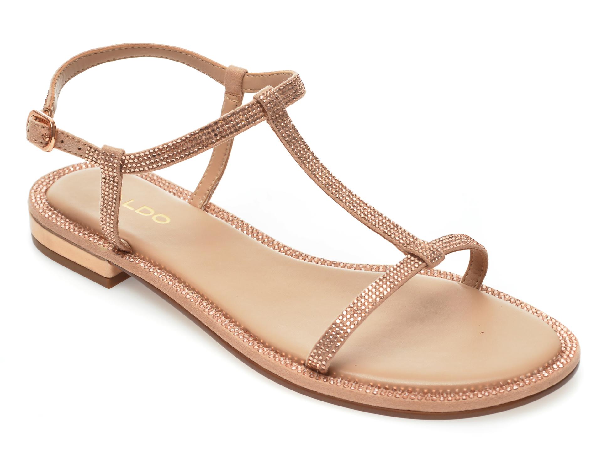 Sandale ALDO roz, Yboimma653, din material textil imagine otter.ro 2021