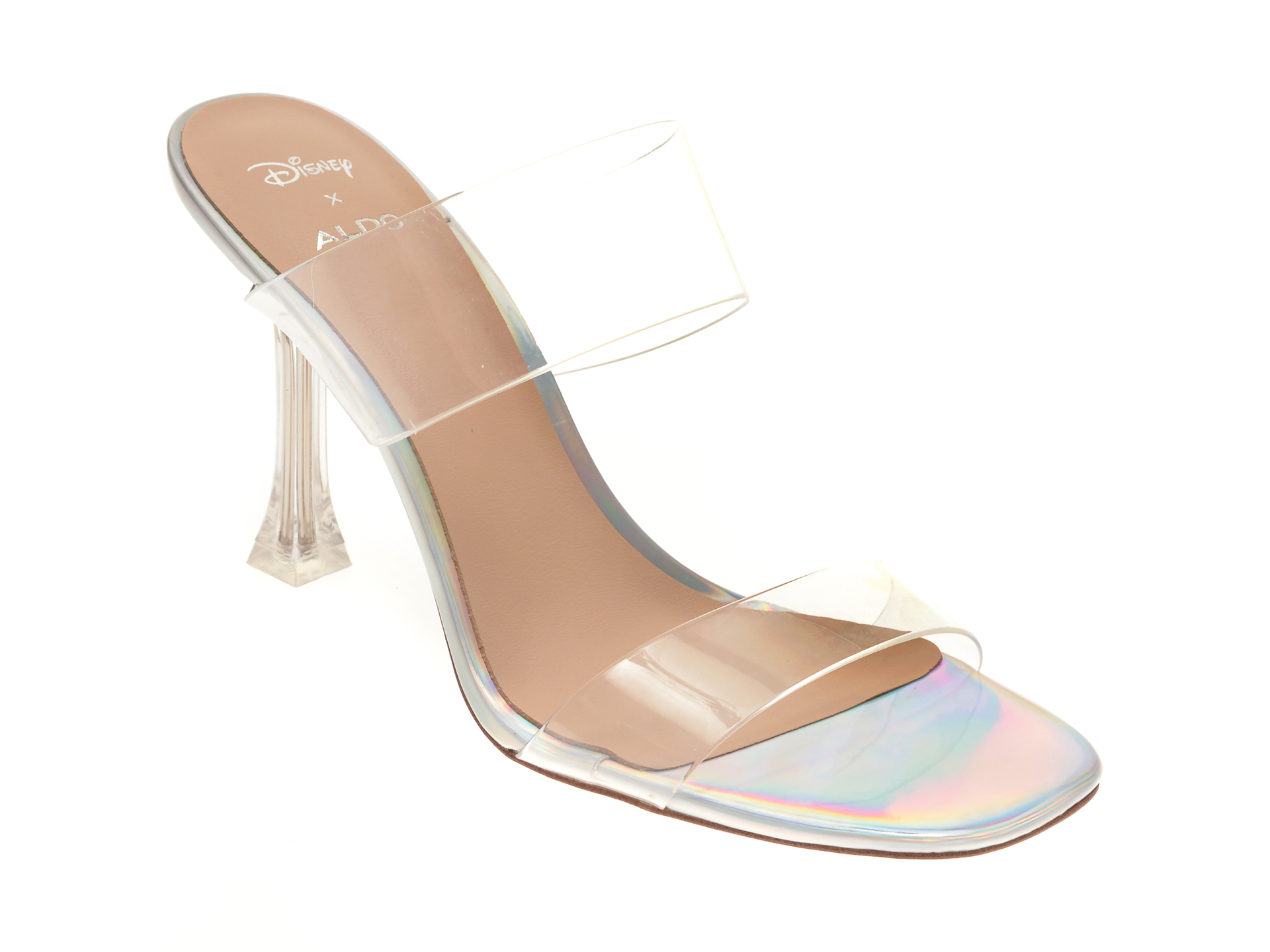 Sandale ALDO transparente, Stepsisters103, din pvc imagine otter.ro 2021