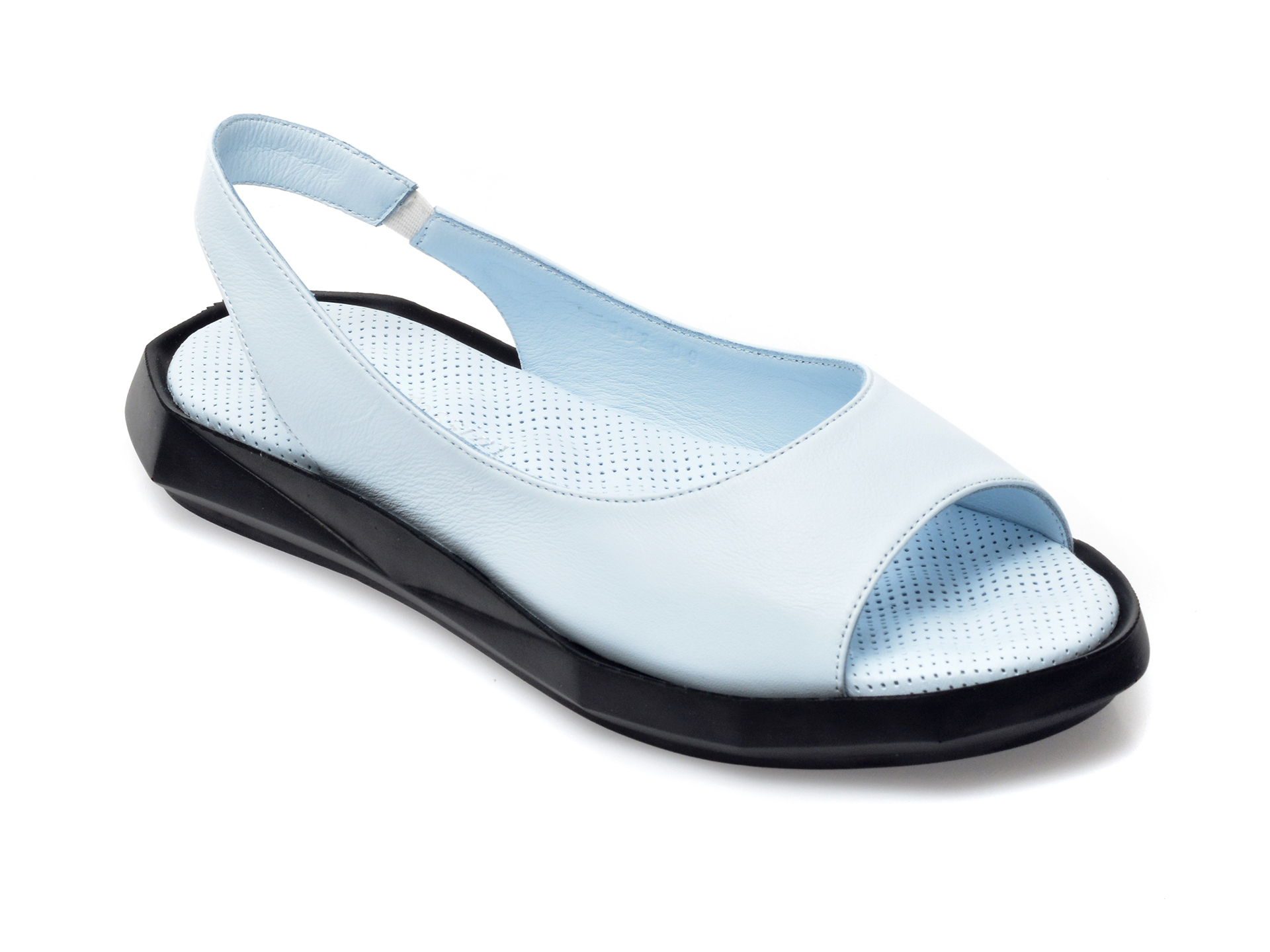 Sandale FLAVIA PASSINI albastre, 705002, din piele naturala imagine otter.ro 2021