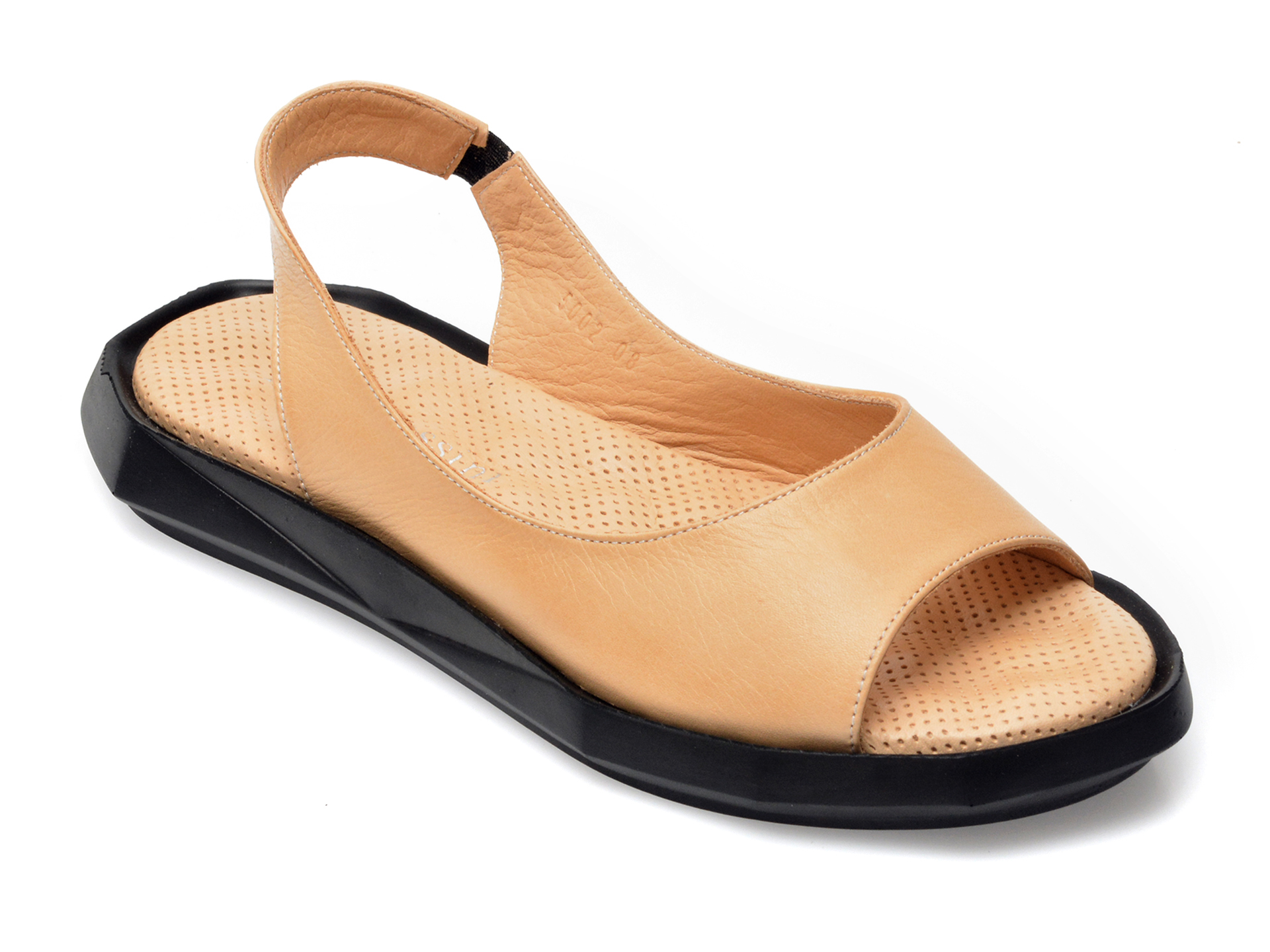 Sandale FLAVIA PASSINI bej, 705002, din piele naturala imagine otter.ro 2021